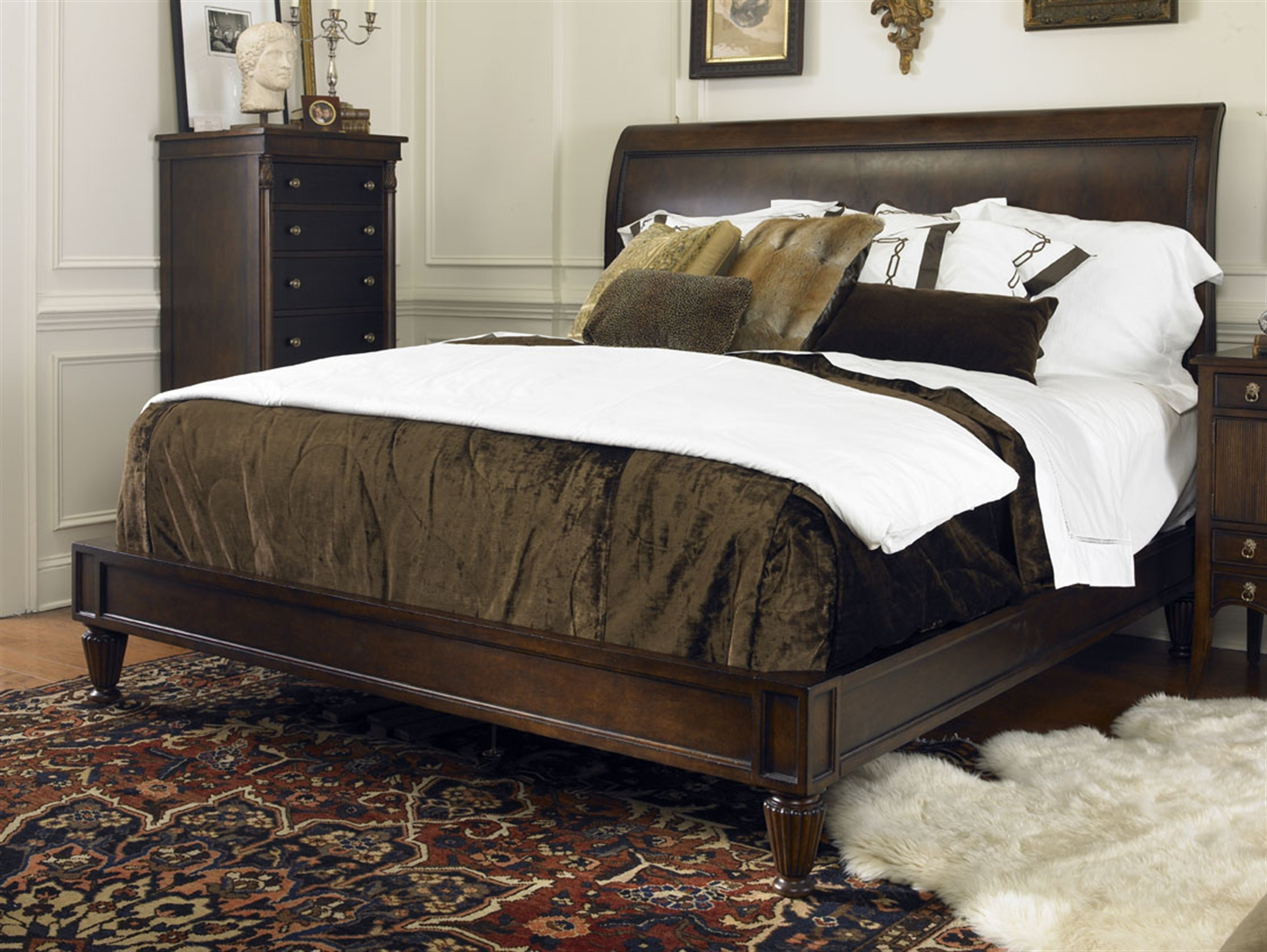 chelsea club knightsbridge platform bed king size 6 6. Black Bedroom Furniture Sets. Home Design Ideas