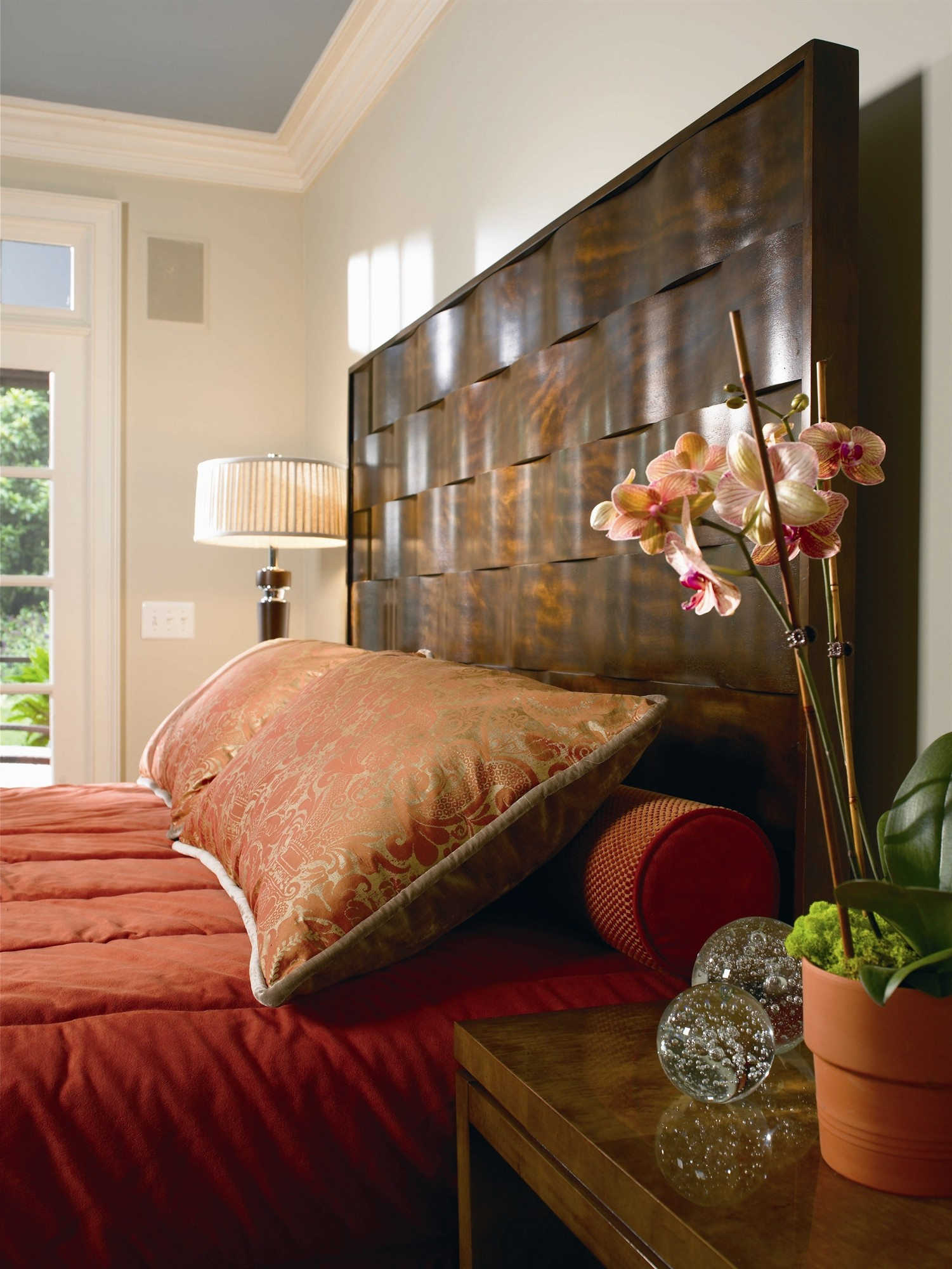 Omni Headboard Only - King Size 6/6<Br>& Cal King Size 6/0