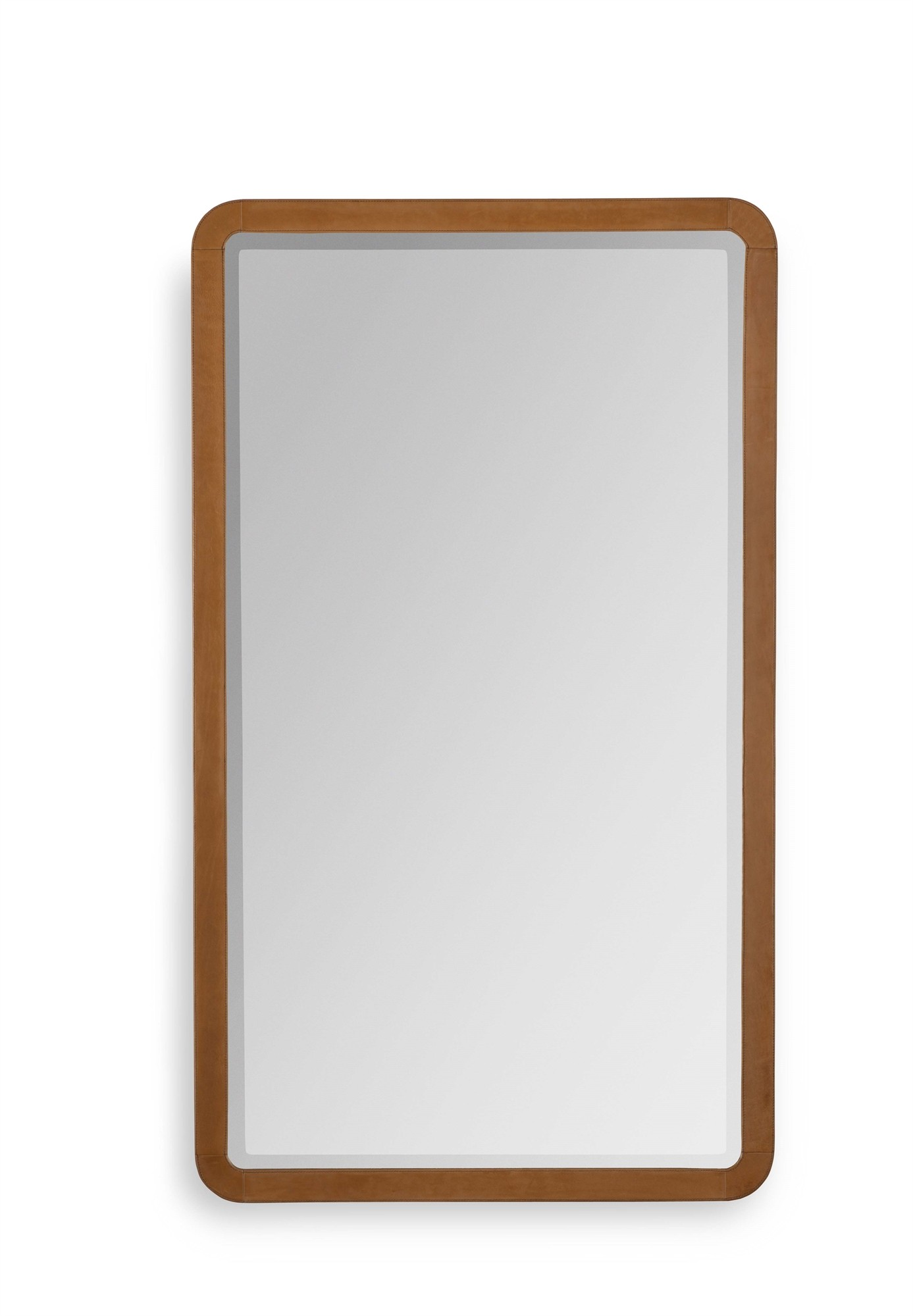 Maison '47 Leather Wrap Mirror