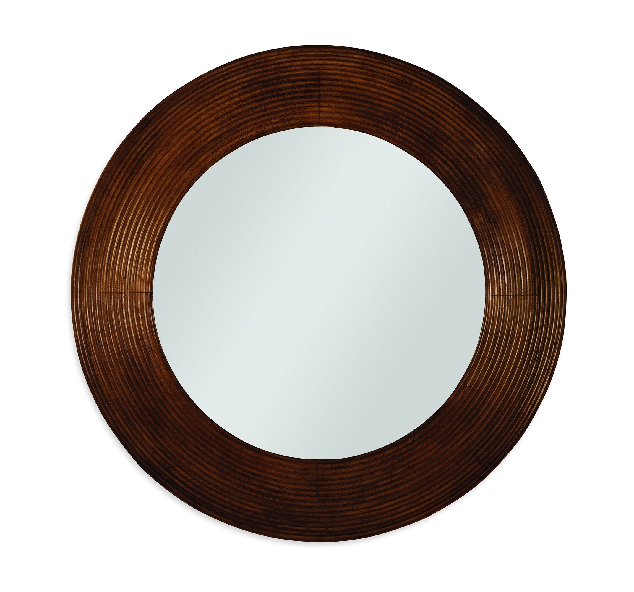 Casa Bella Reeded Mirror - Sierra Finish