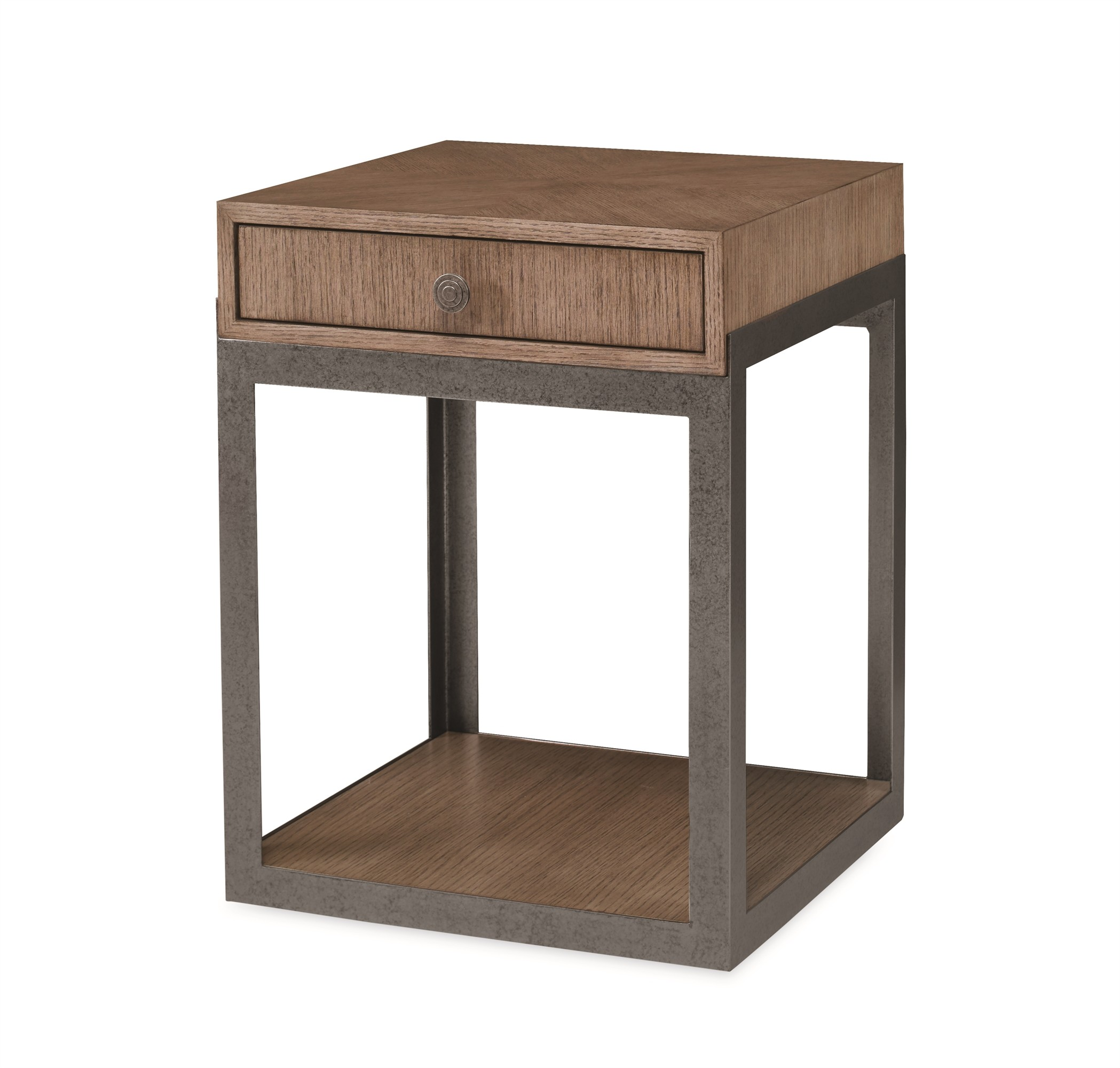 Casa Bella Box On Stand  - Timber Gray Finish