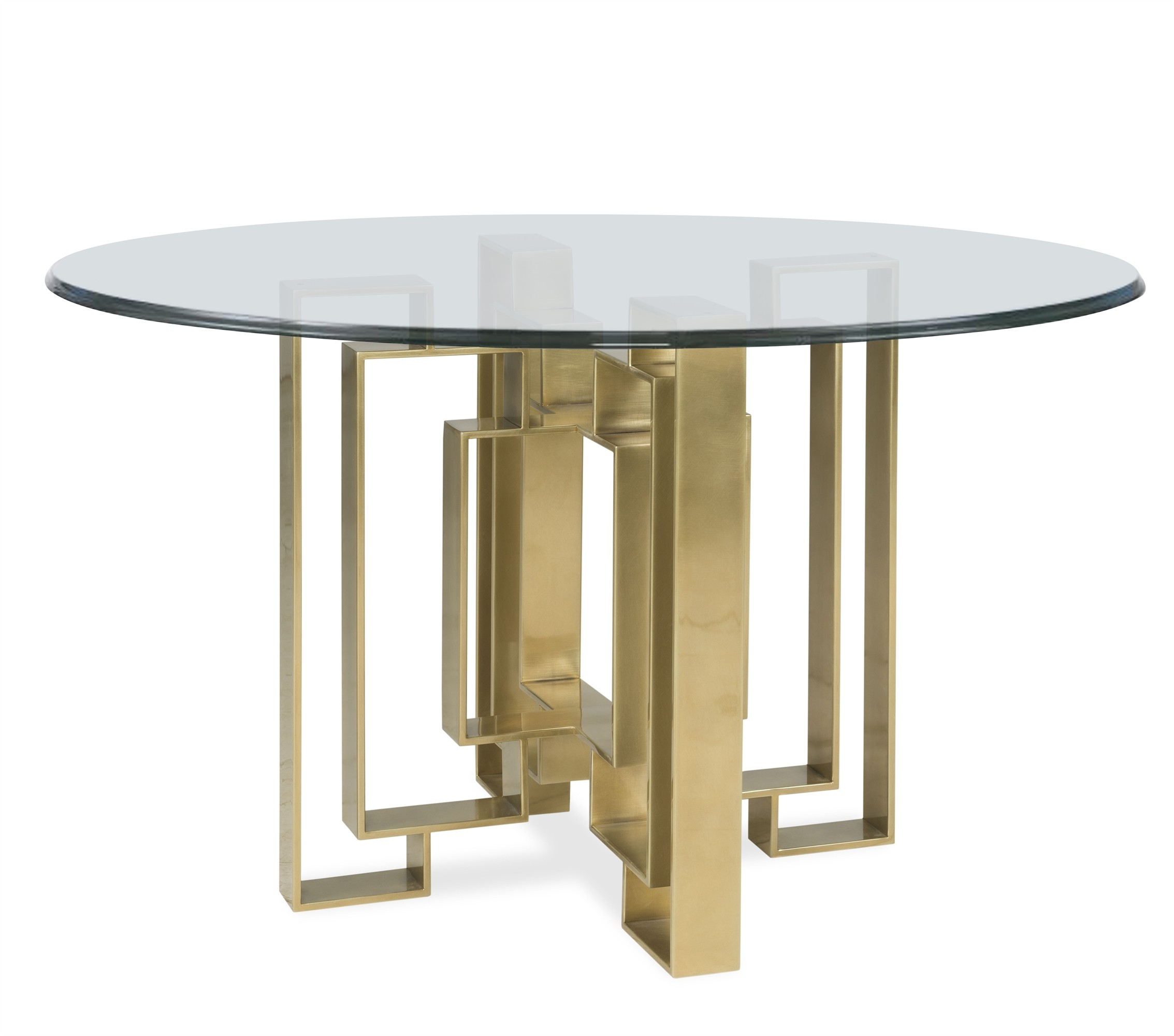 Metal Dining Table Base For Glass Top