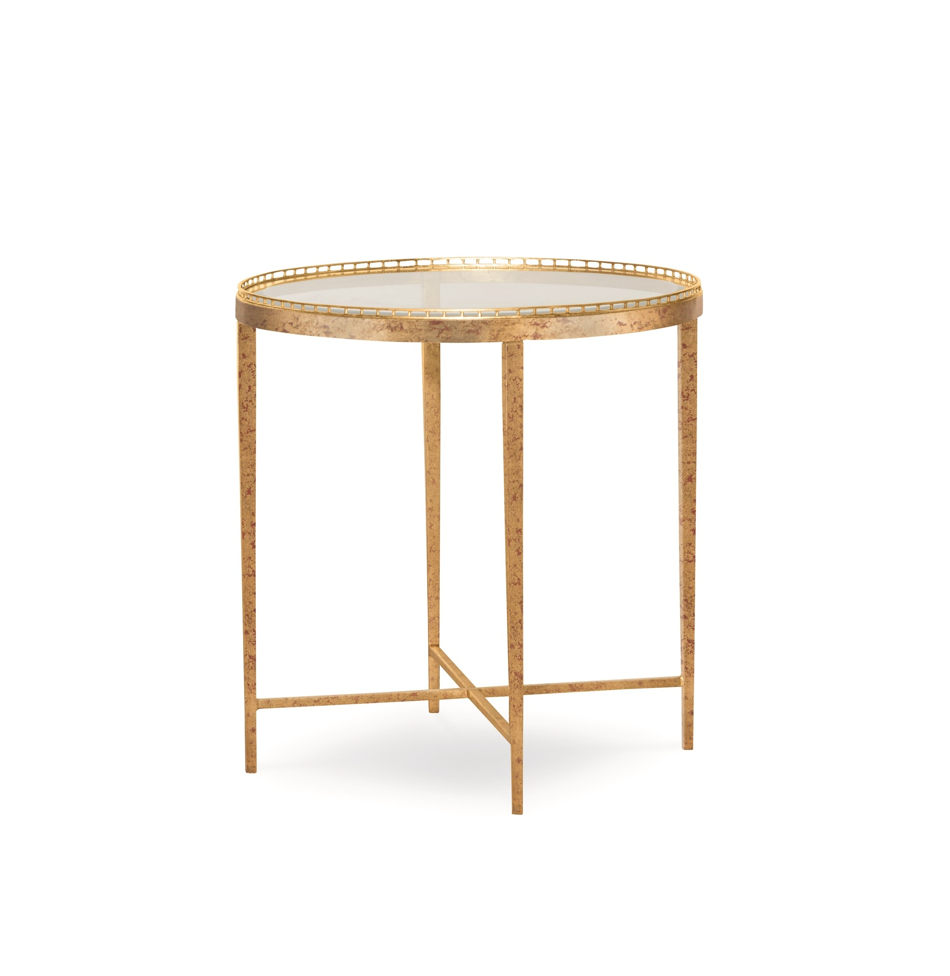 Logan Round Chairside Table