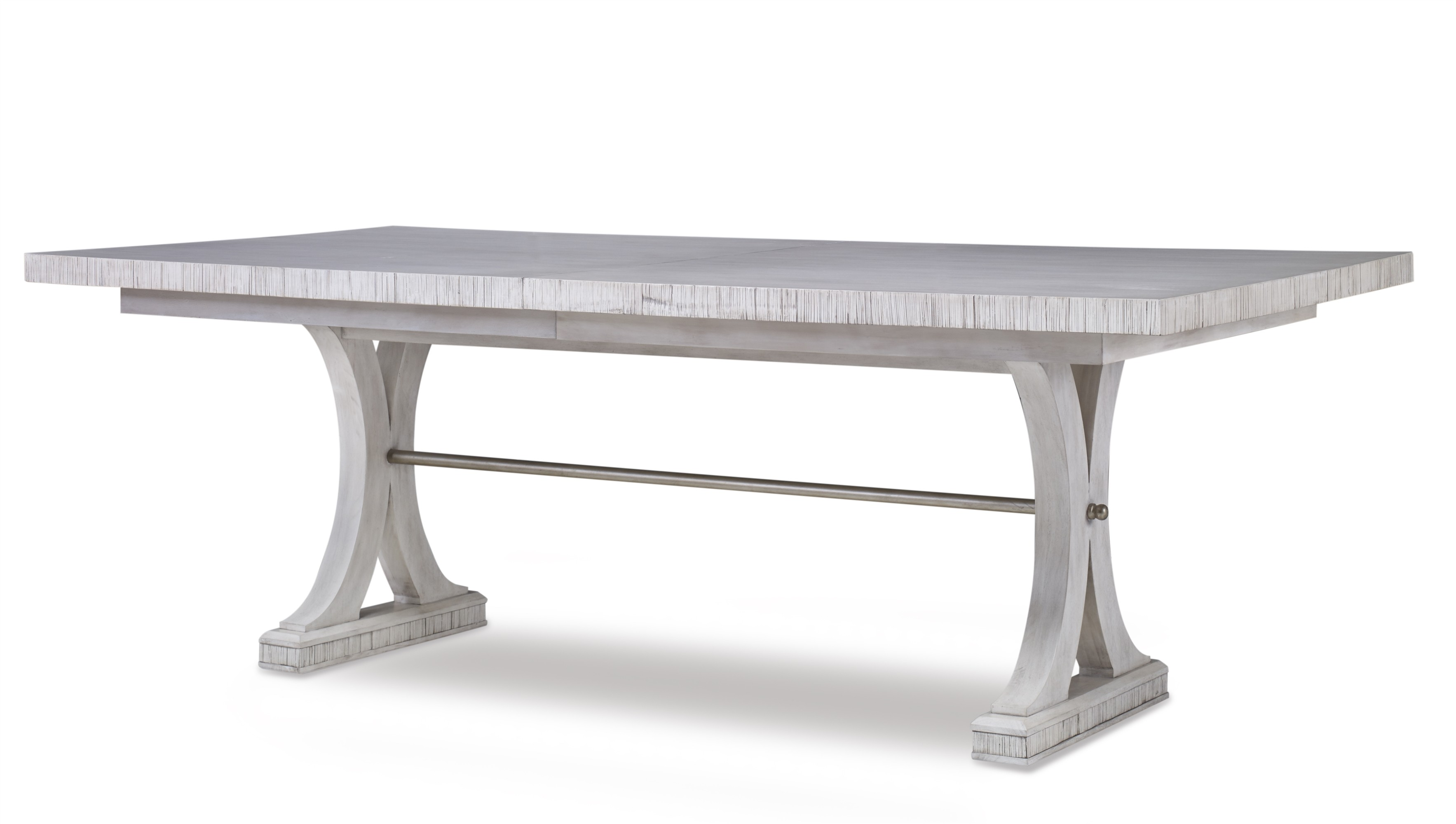 Carlyle Rectangular Dining Table-Peninsula