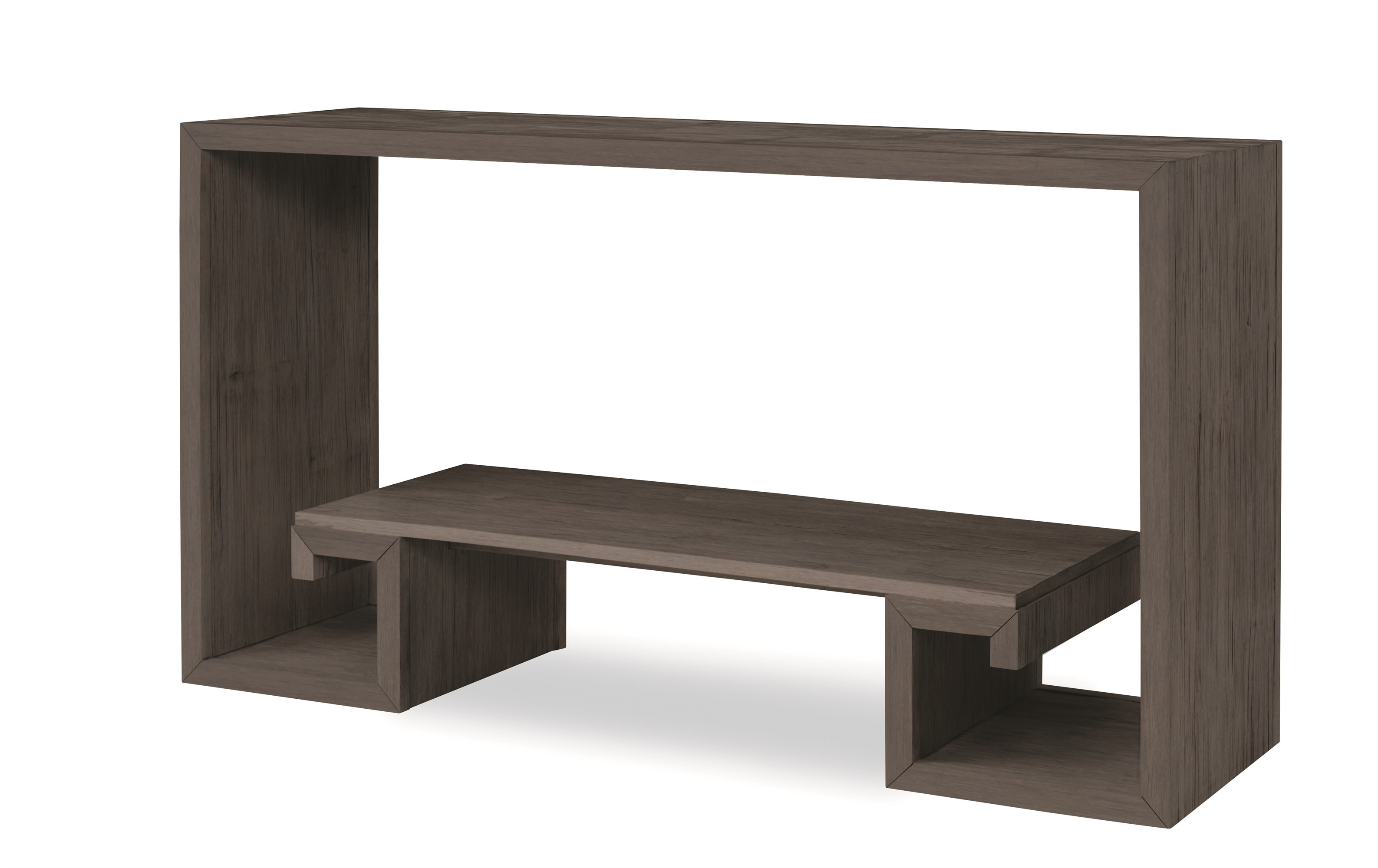 Greek Key Console-Mink Grey (Bb-270-113)