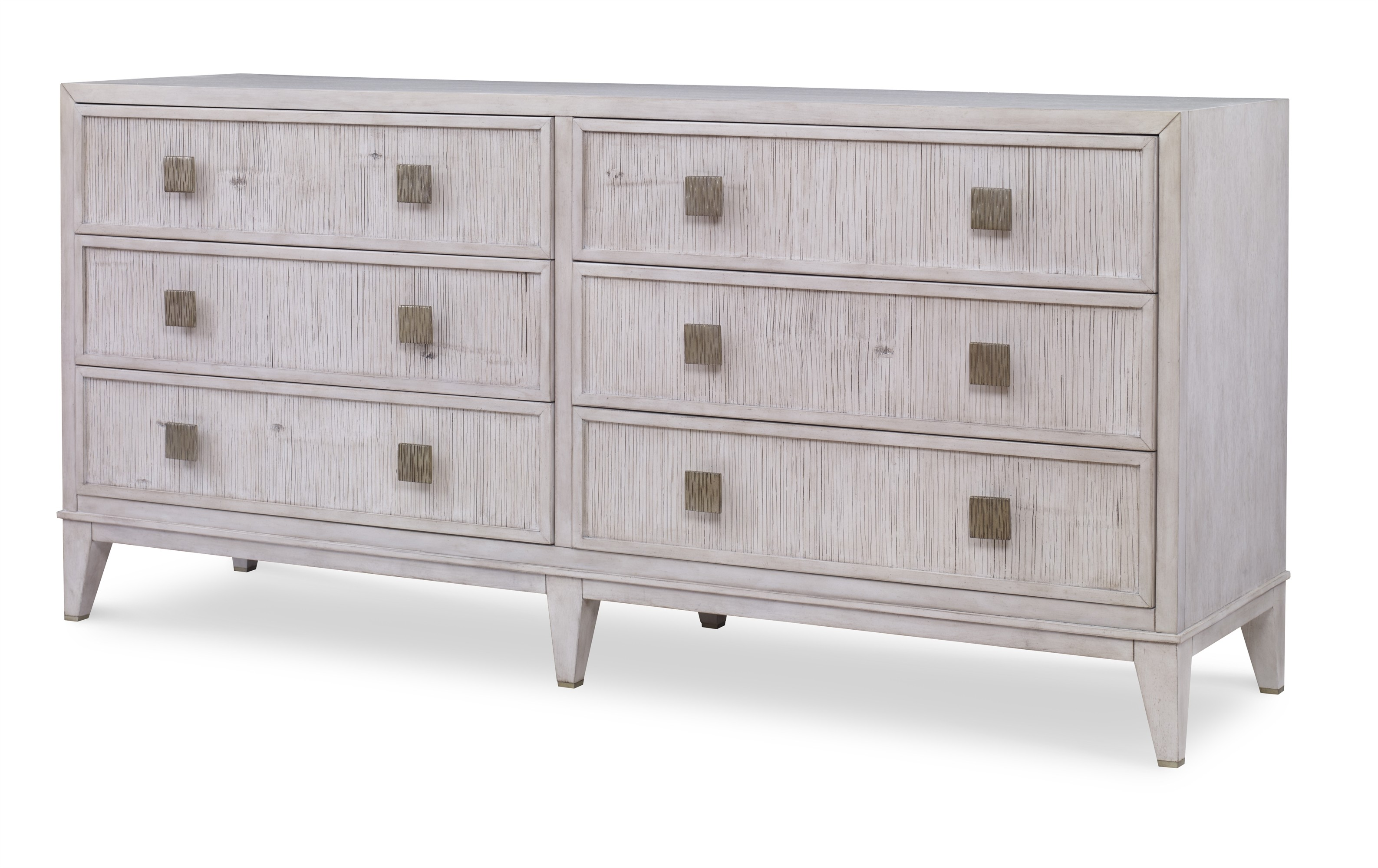 Carlyle 6 Drawer Dresser-Peninsula (Bb-575-105)