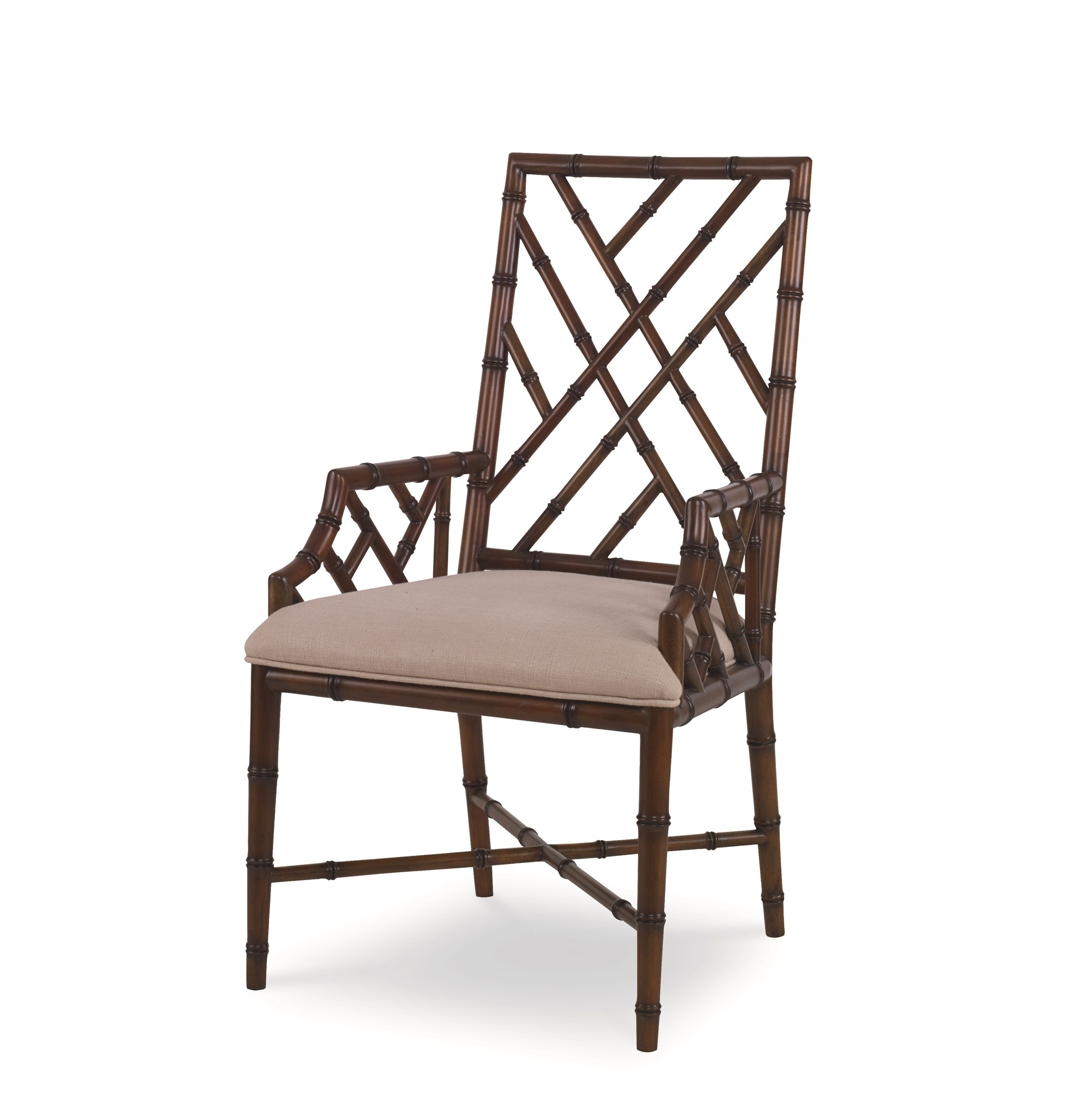 Brighton Arm Chair-Regency/Flax (Cg-013-317-07)