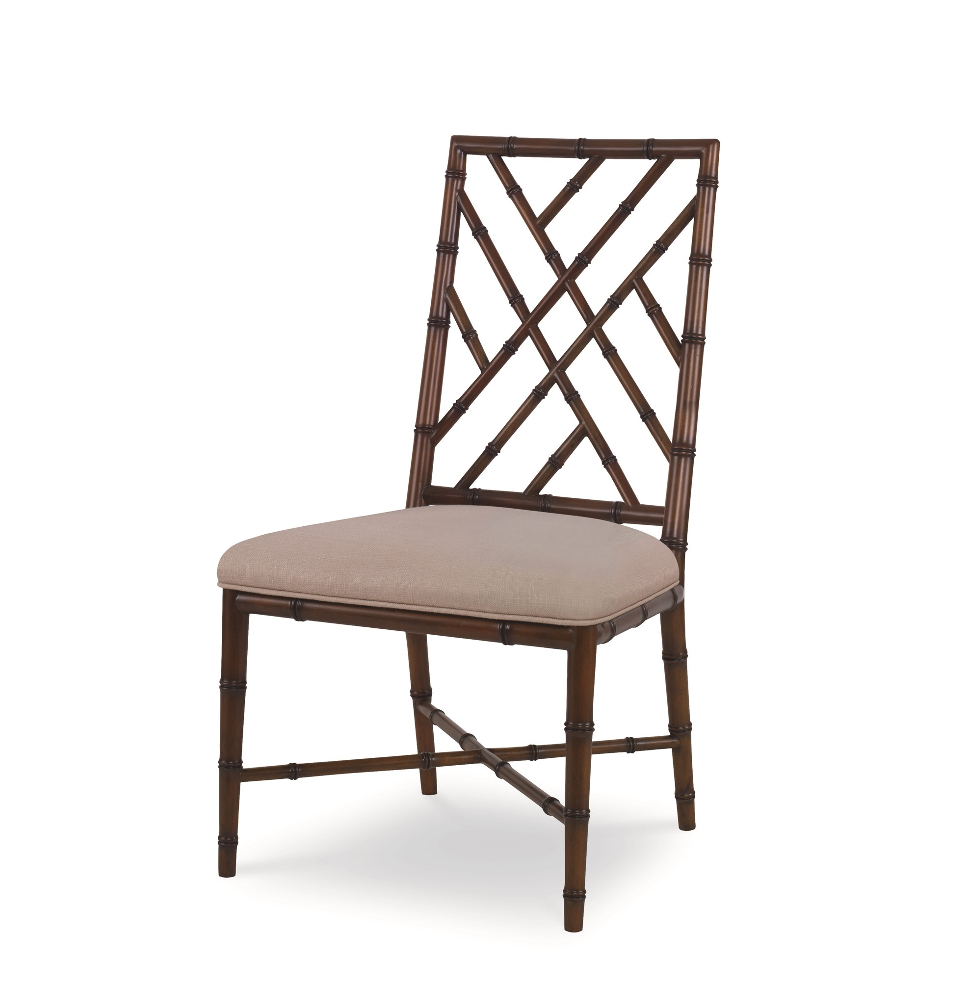 Brighton Side Chair-Regency/Flax