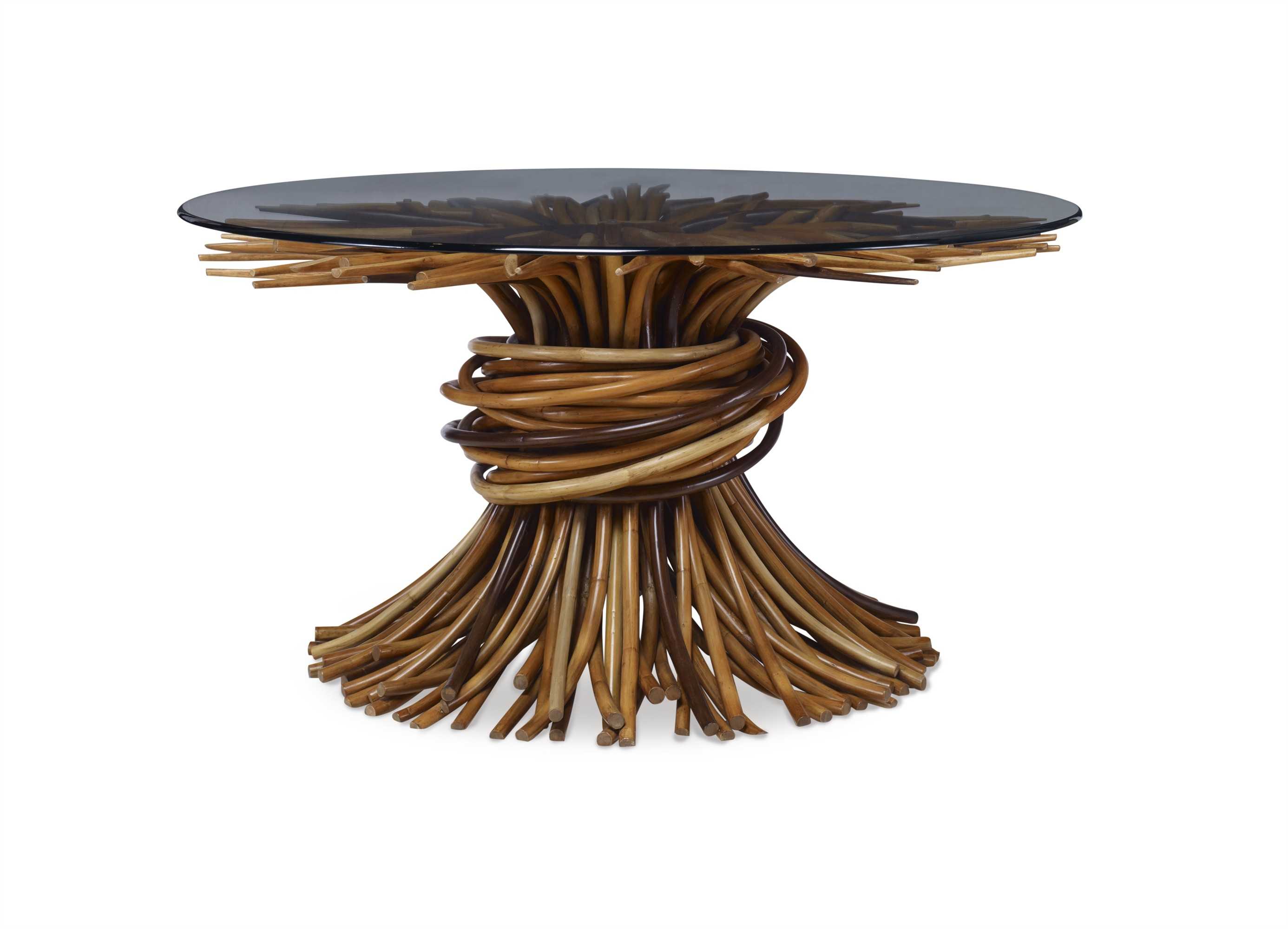 Knot Dining Table-Natural (Cg-225-405, C405-100)