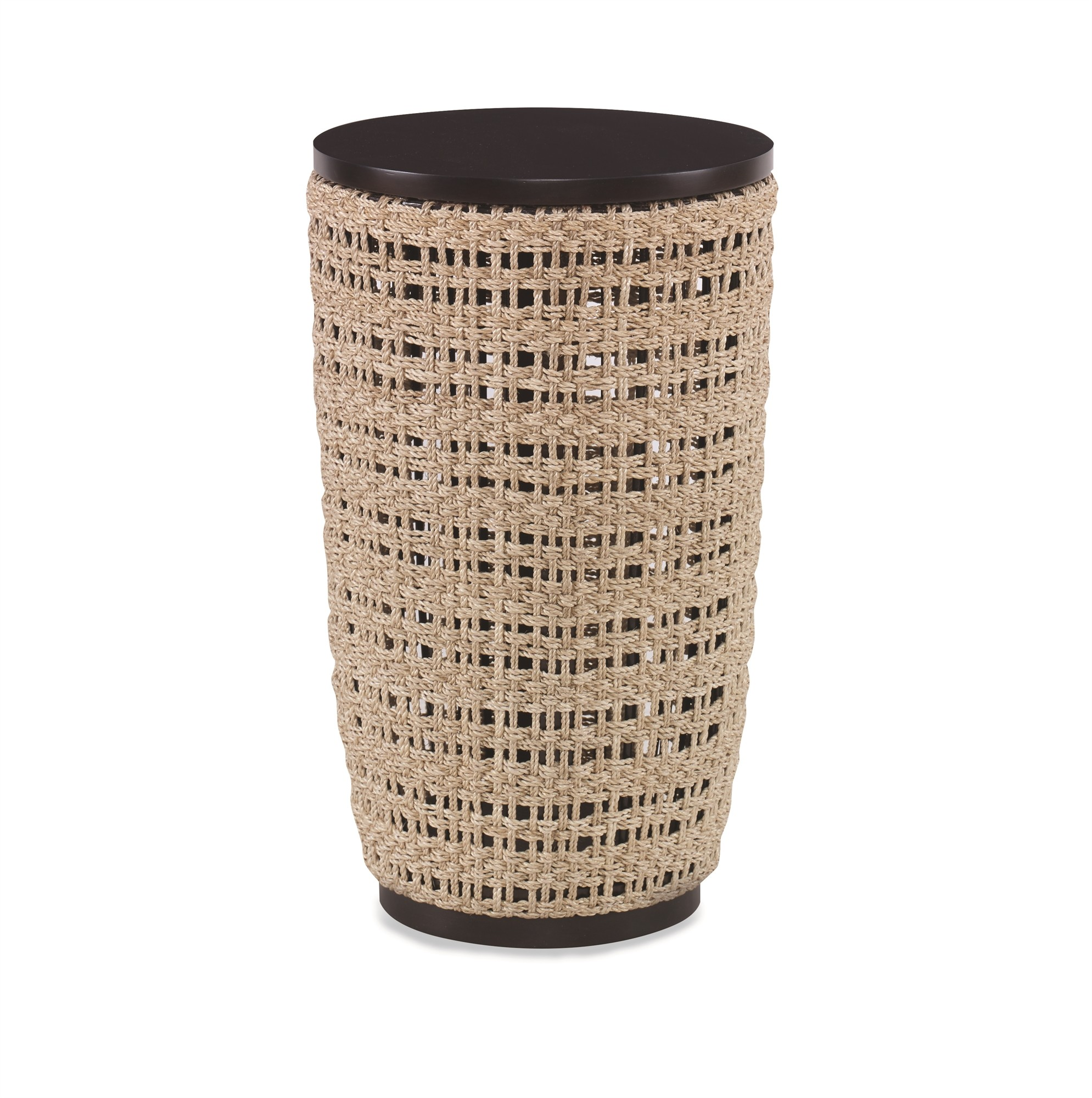 Devine Woven Spot Table-Java