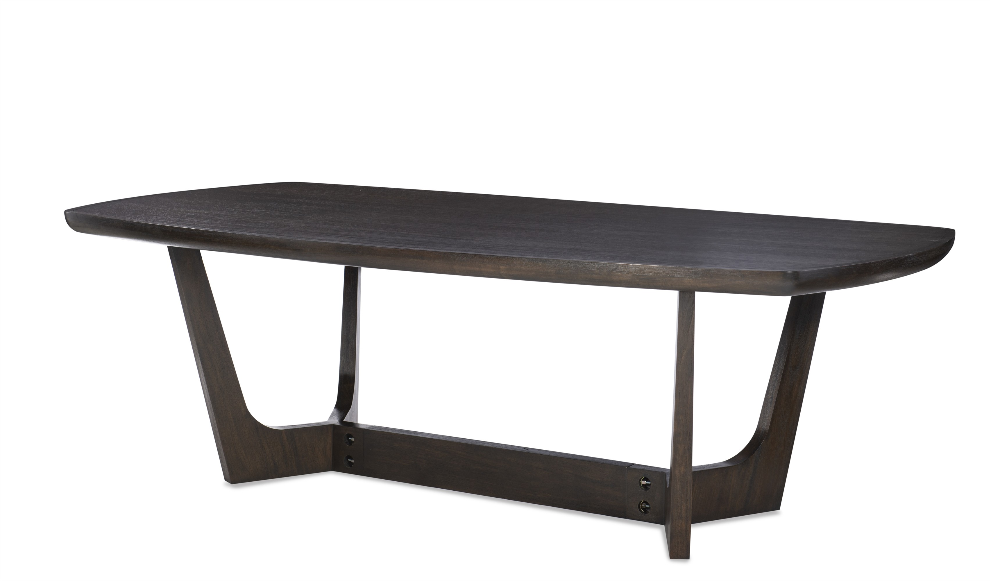 "Giles 96"" Dining Table-Java (Cg-160-313, C313-160)"