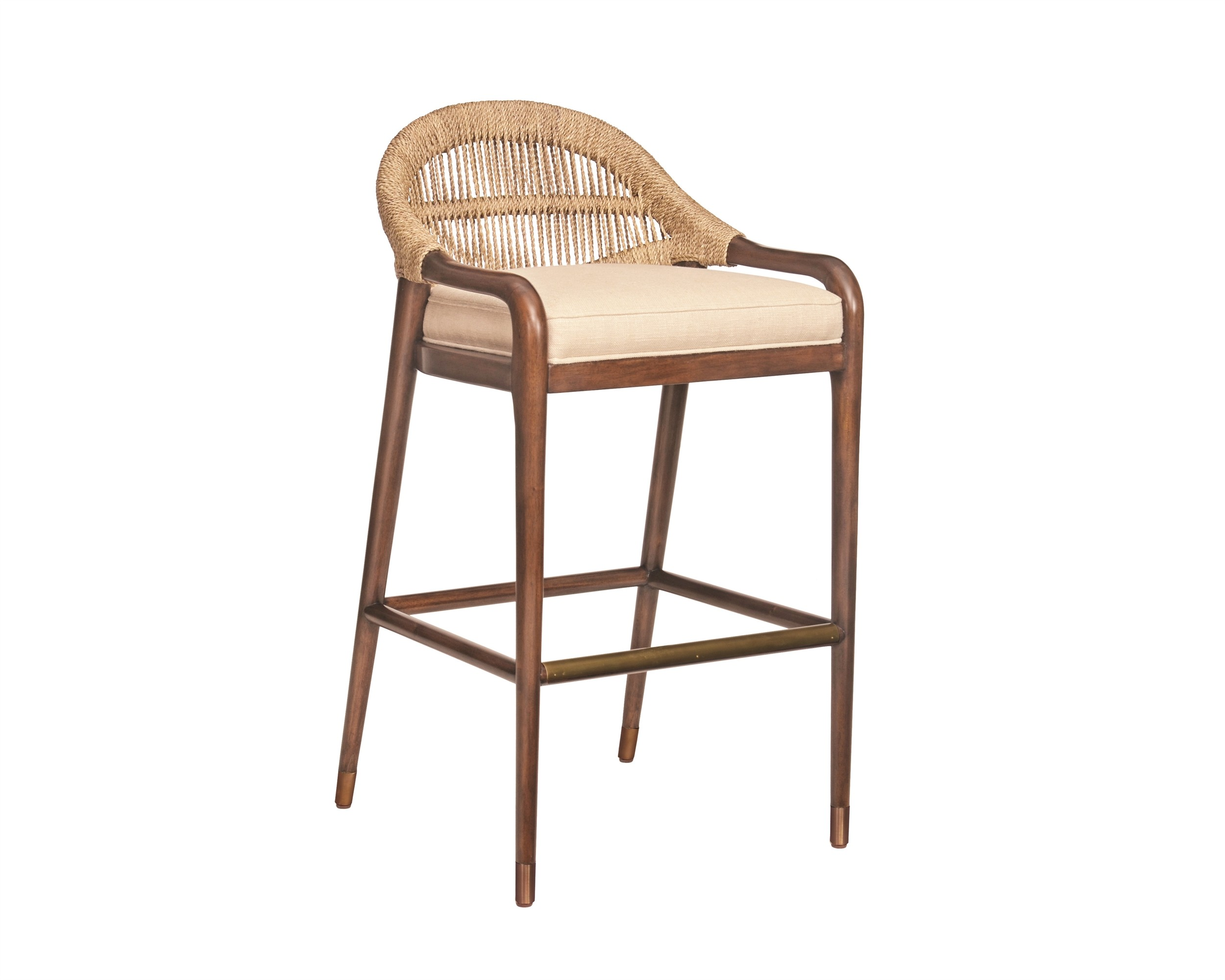 Low Back Bar Stool  (C410-040-07)