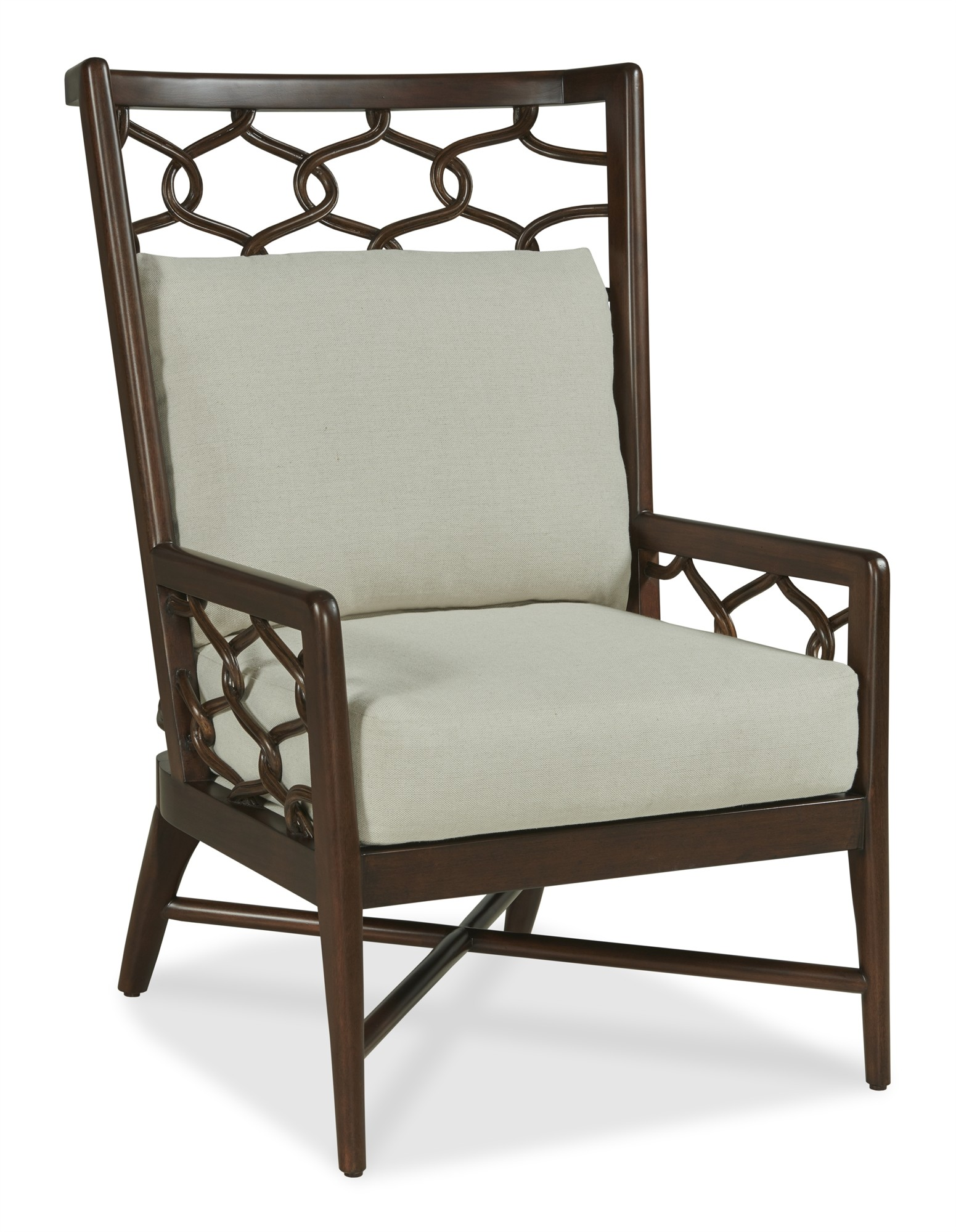 Captain's Chairs-Mink Grey/Flax