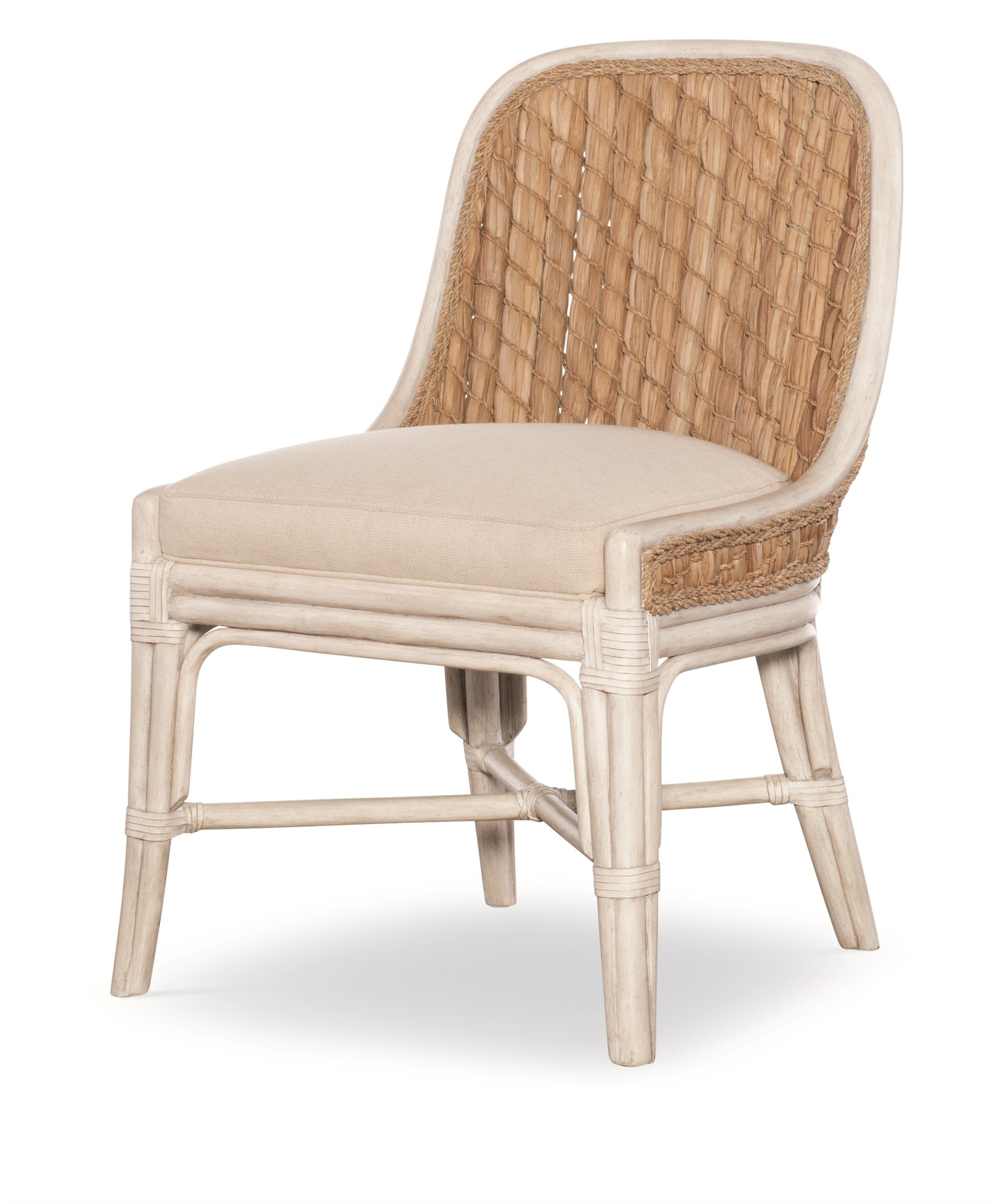 Amelia Side Chair - Peninsula/Flax
