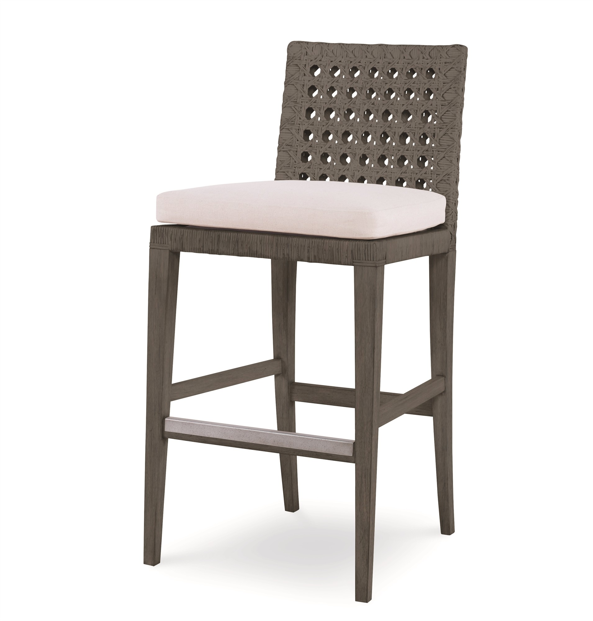 Litchfield Bar Stool-Mink Grey/Flax (Lw-046-113-07)