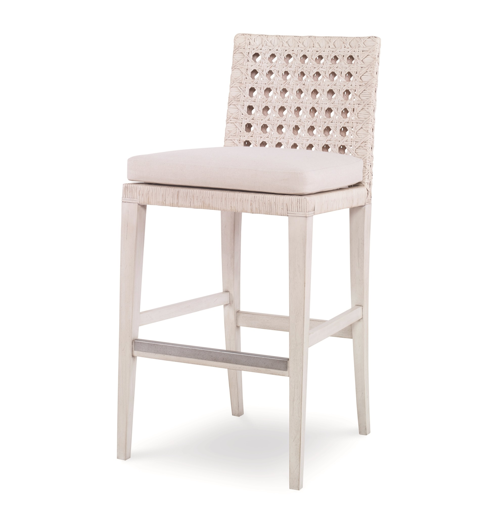 Litchfield Bar Stool-Peninsula/Flax (Lw-046-105-07)