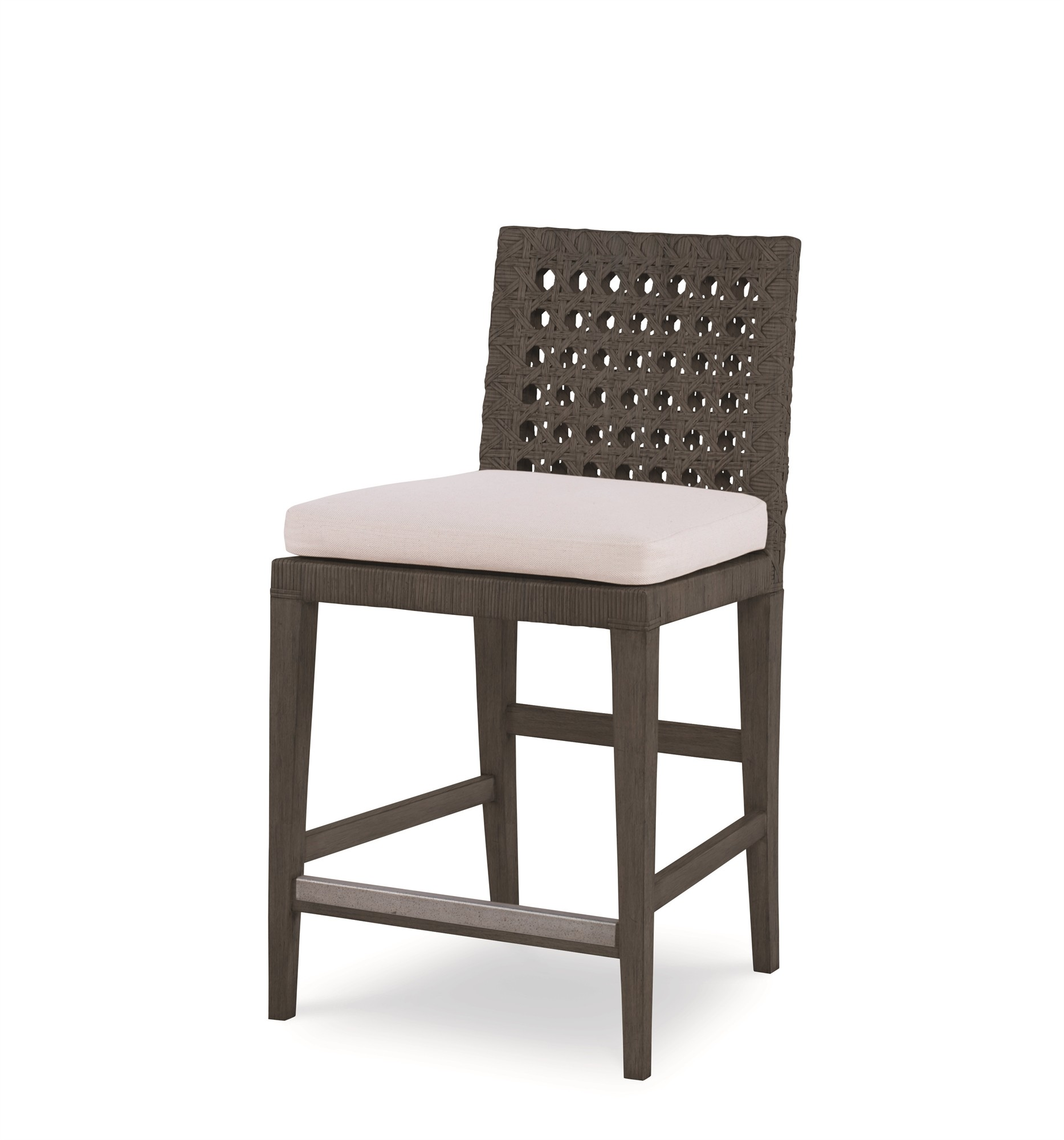 Litchfield Counter Stool-Mink/Flax (Lw-036-113-07)