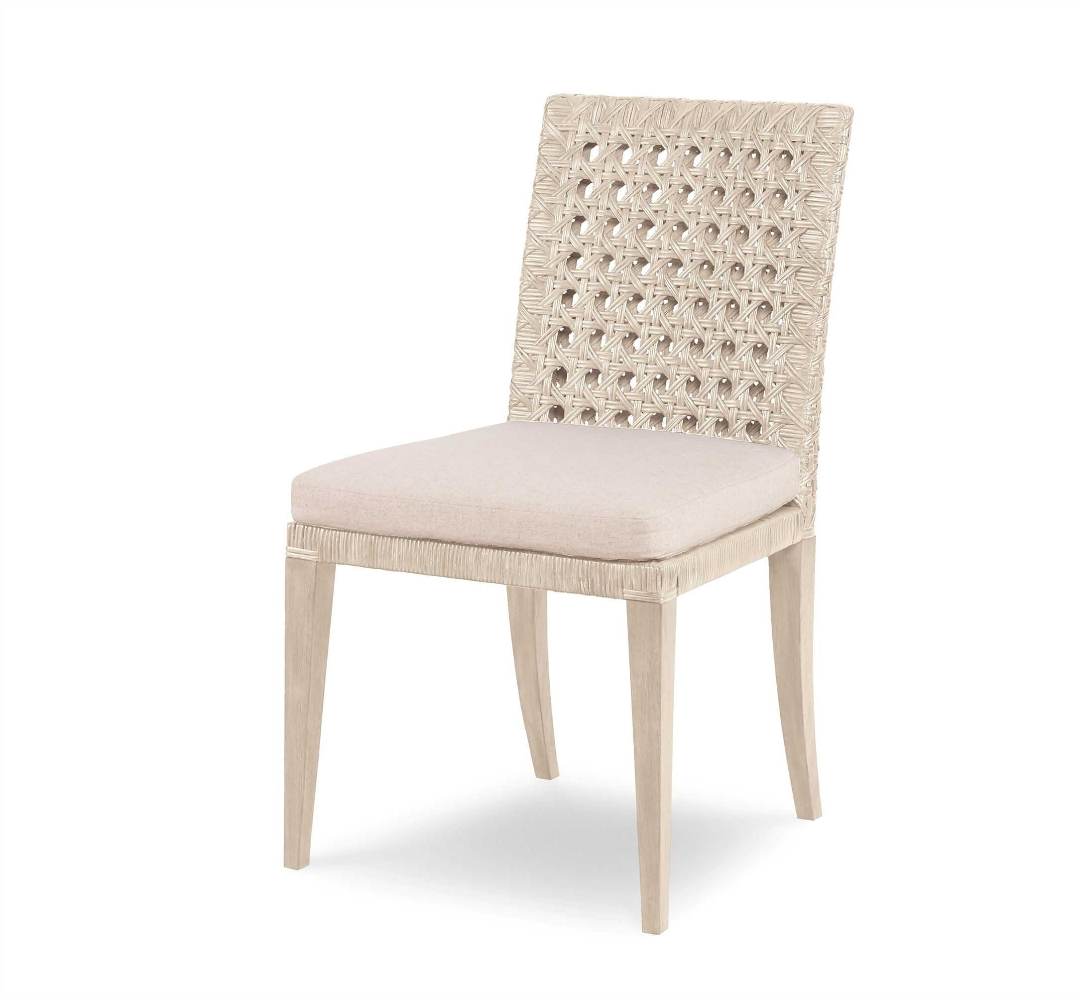 Litchfield Side Chair-Peninsula/Flax