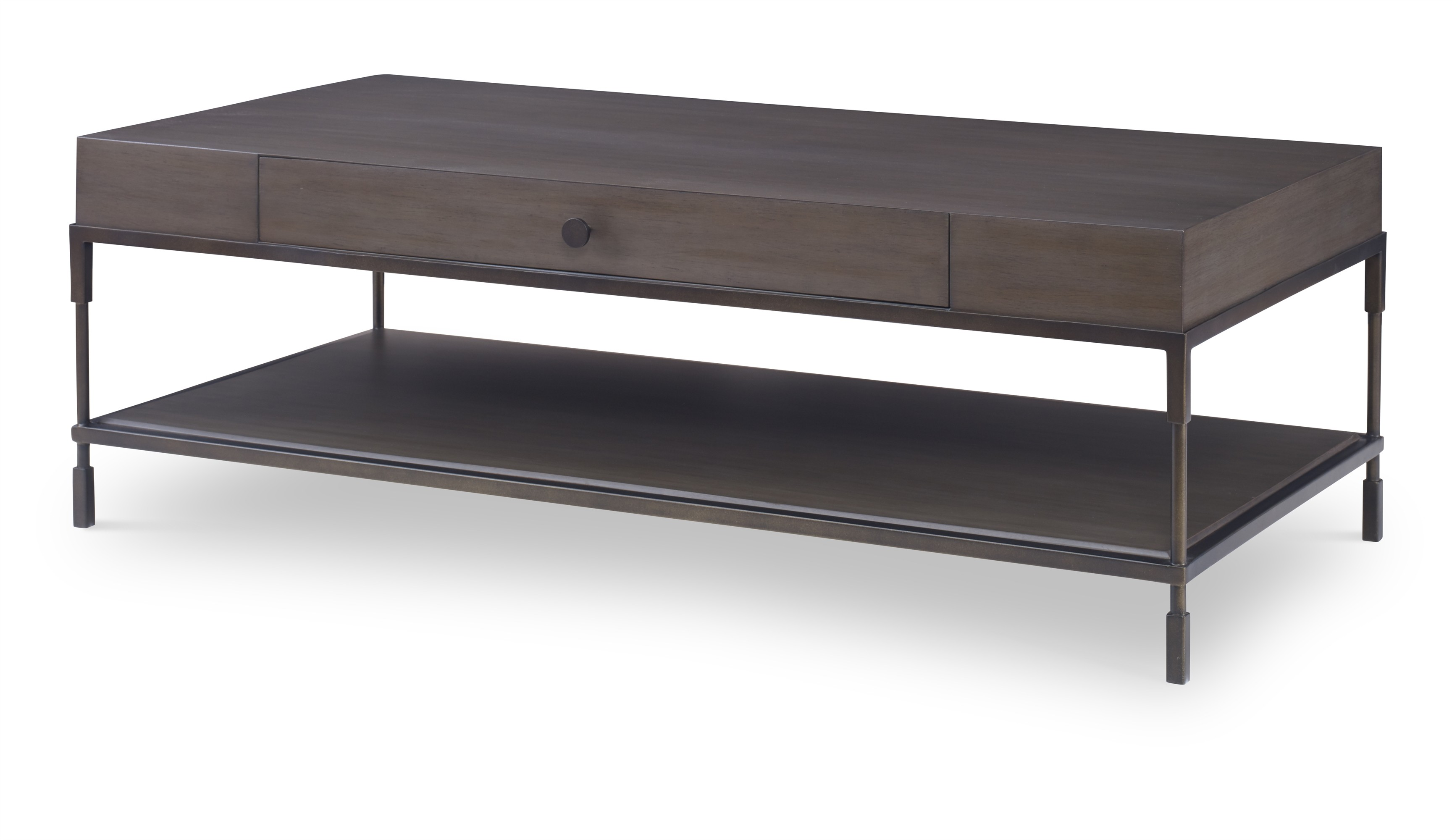 Westport Cocktail Table-Mink Grey