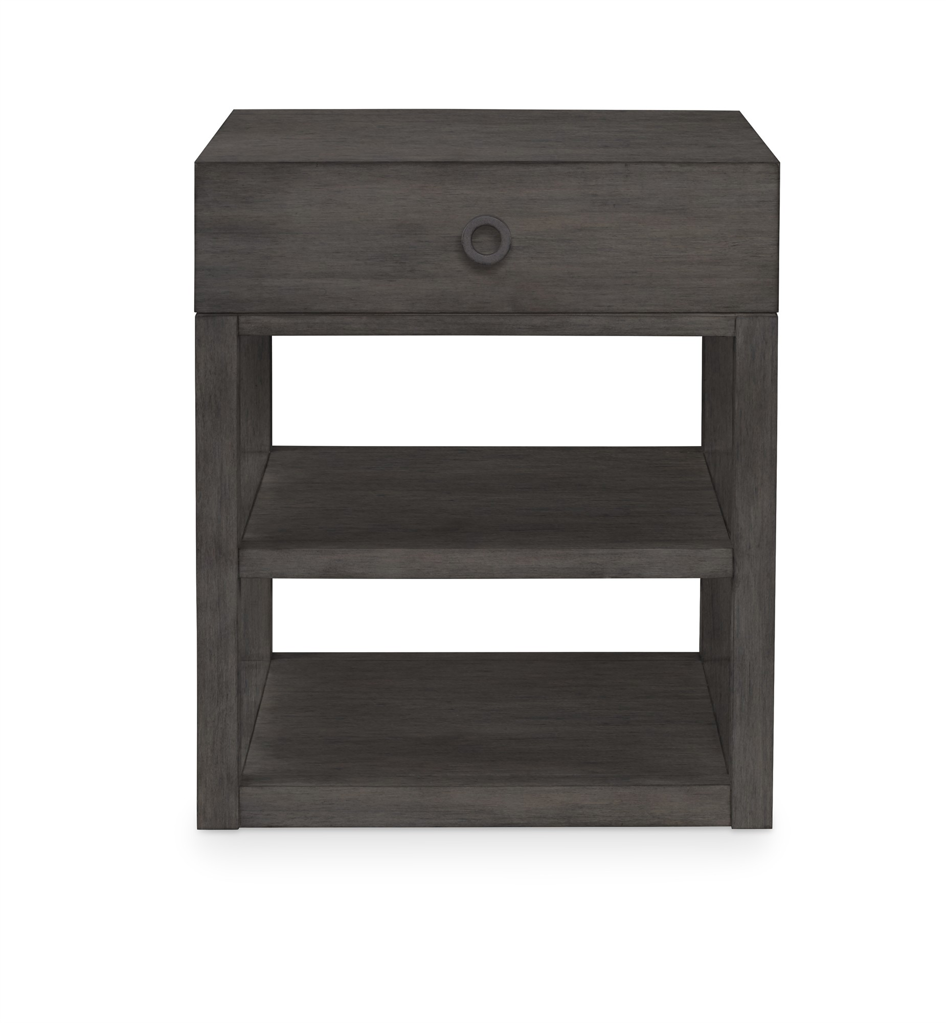 Laguna Small Nightstand-Mink Grey