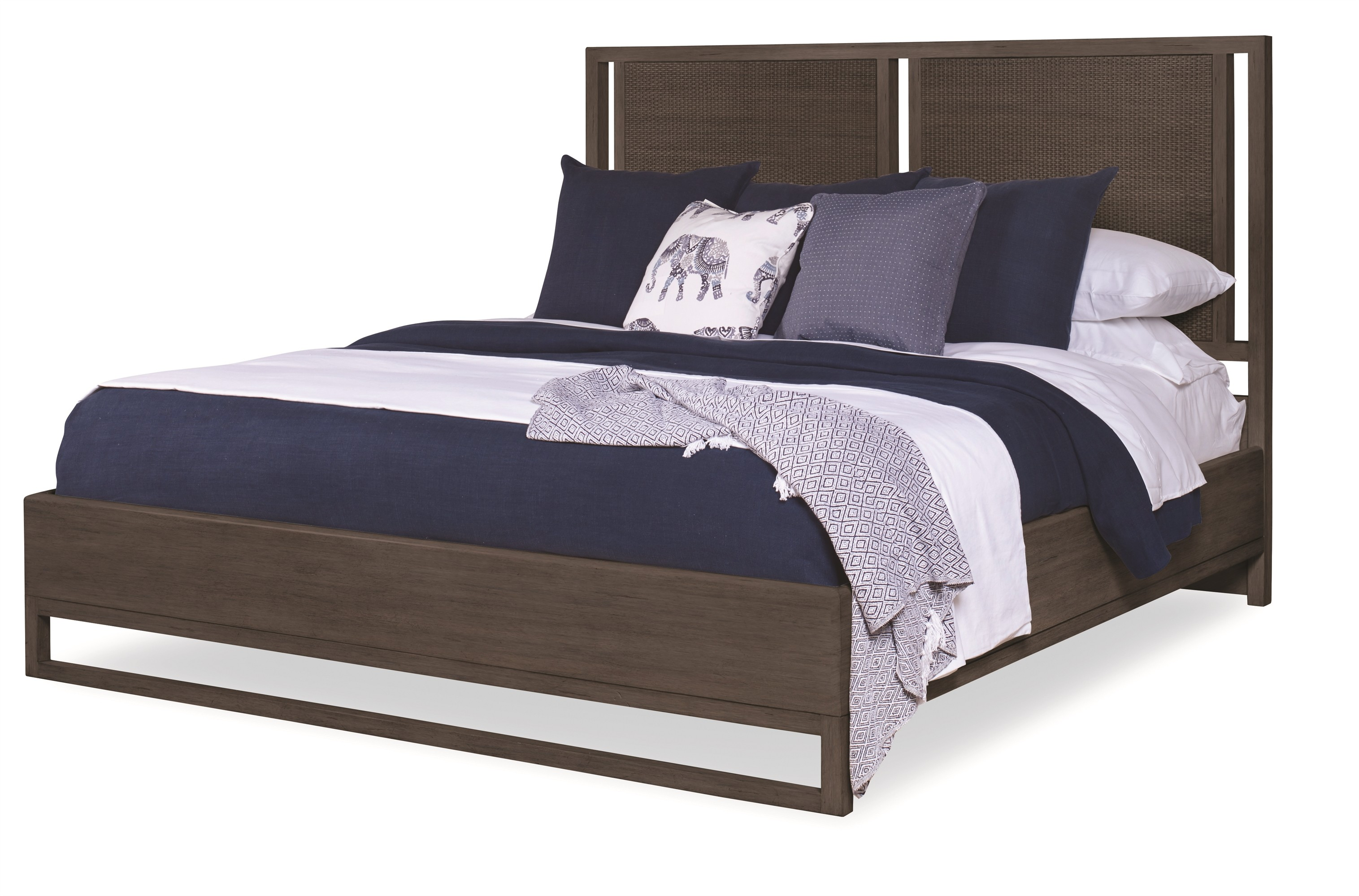 Chatham Bed-Queen-Mink Grey (Lw-550-113)