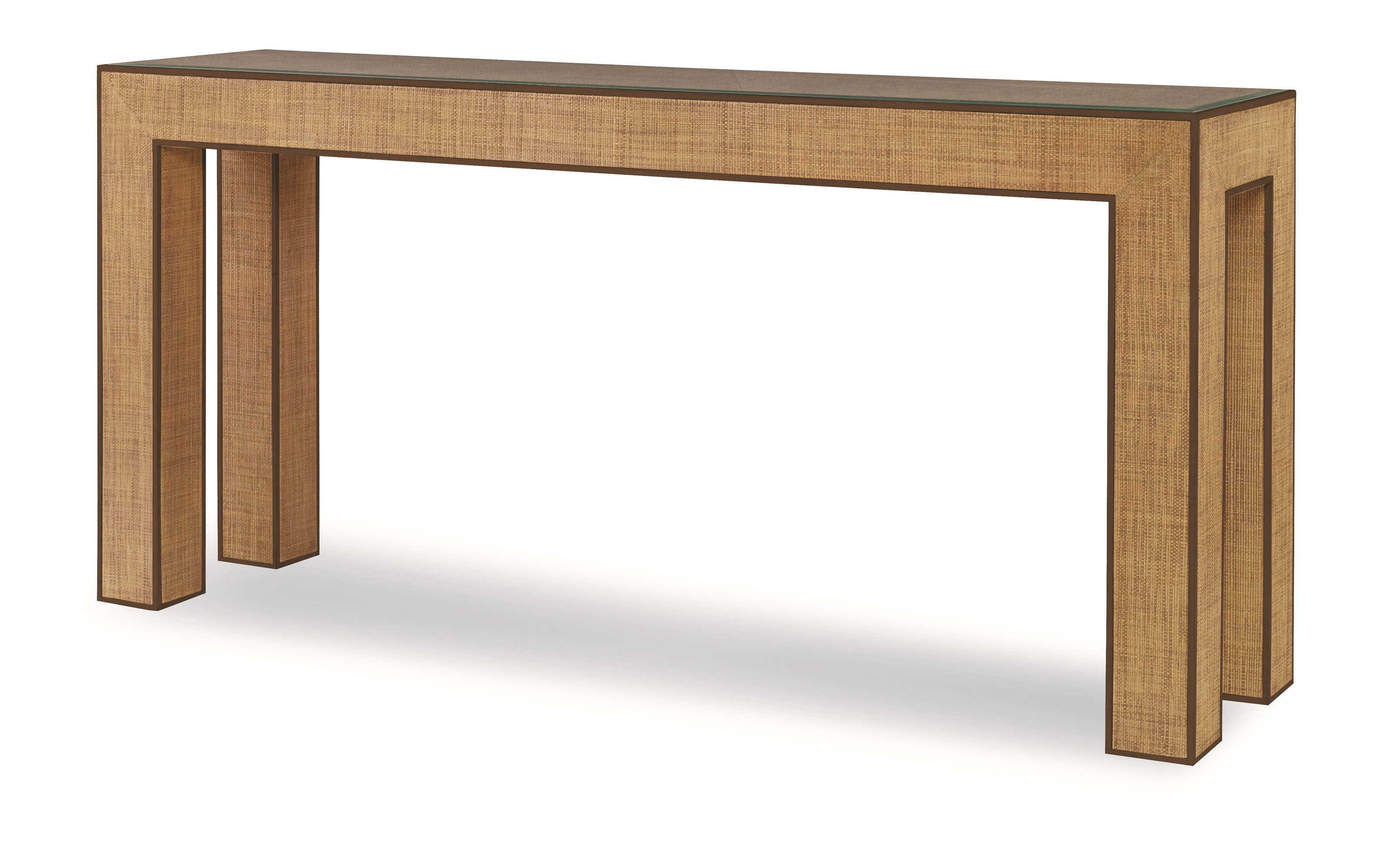 Newport Console Table-Sand/Light Brown (Pv-270-209-100, C209-270)