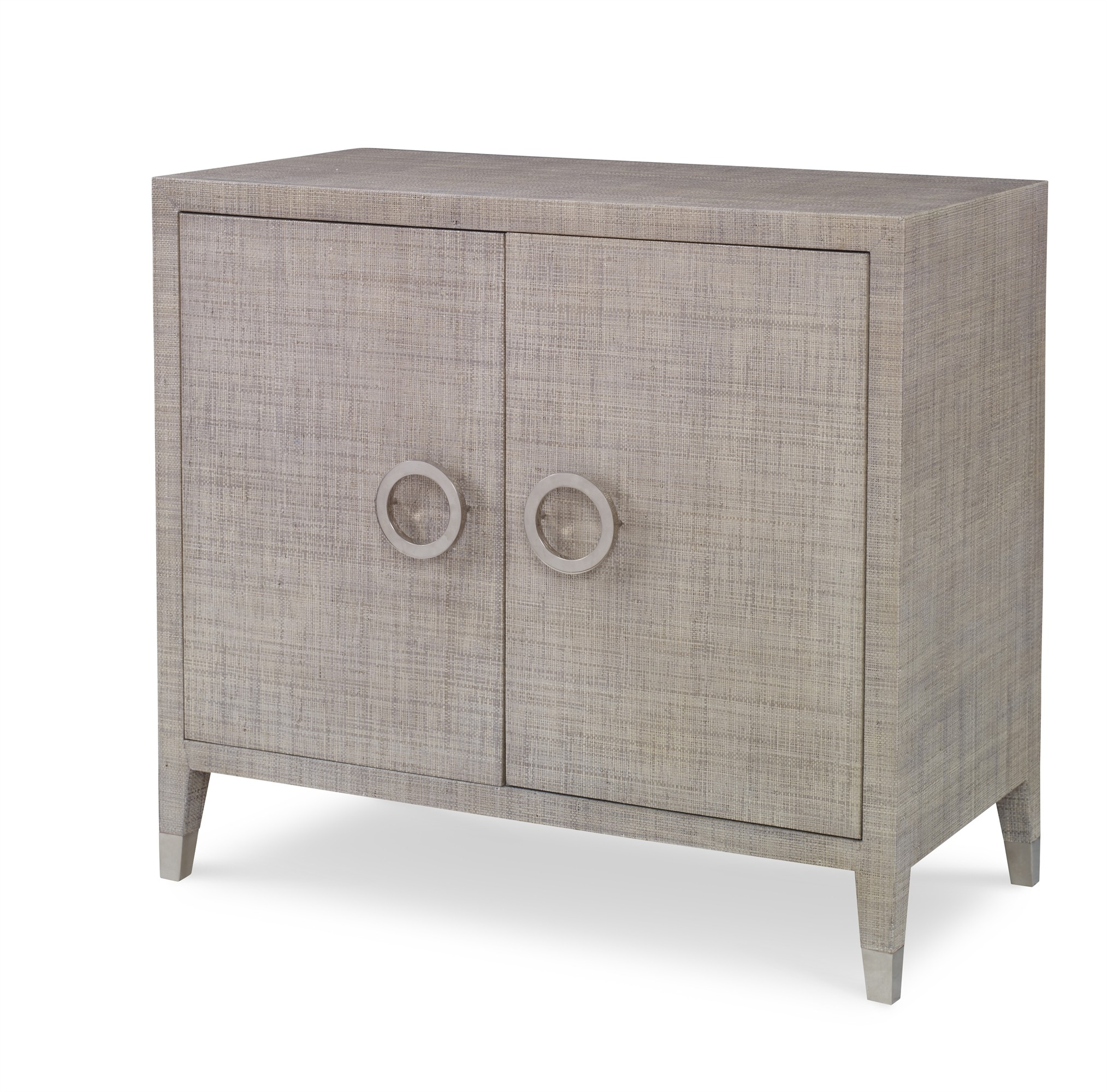 Charleston 2 Door Chest-French Grey (Pv-578-210)