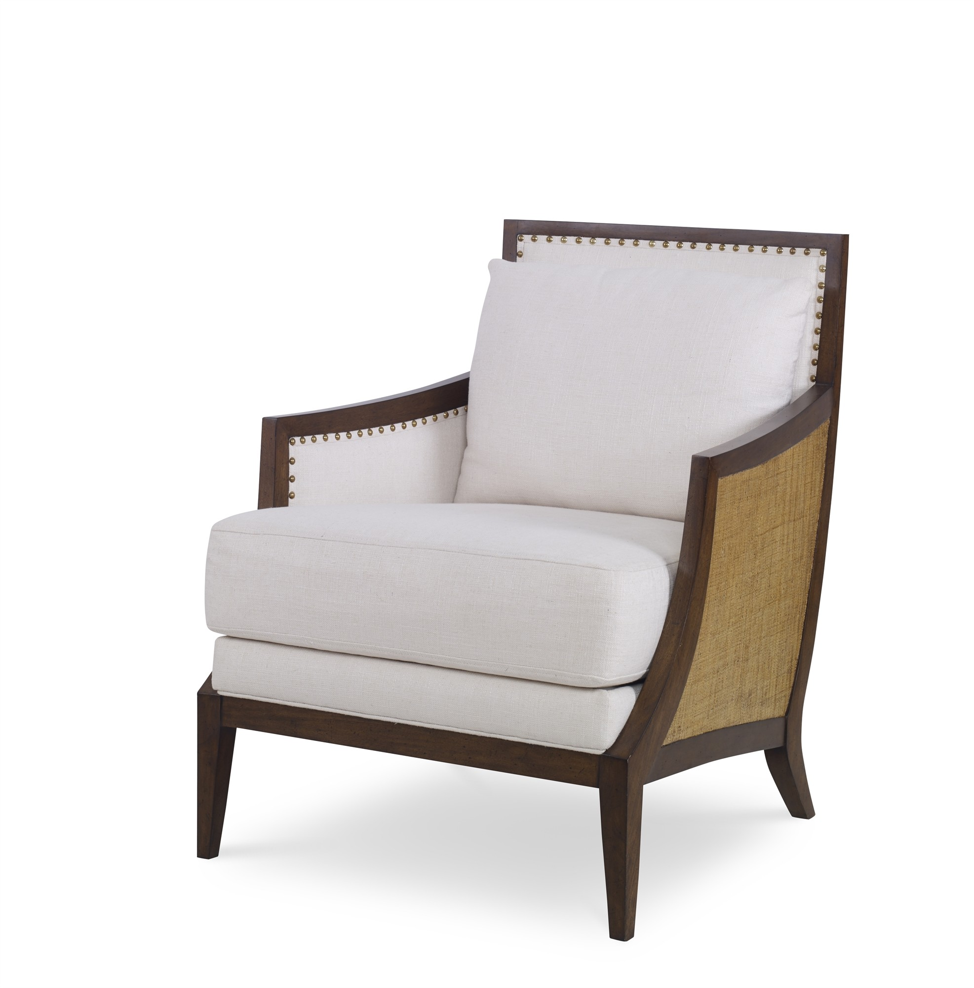 Chesapeake Lounge Chair-Sand/Light Brown/Flax (Pv-052-209-100-07)
