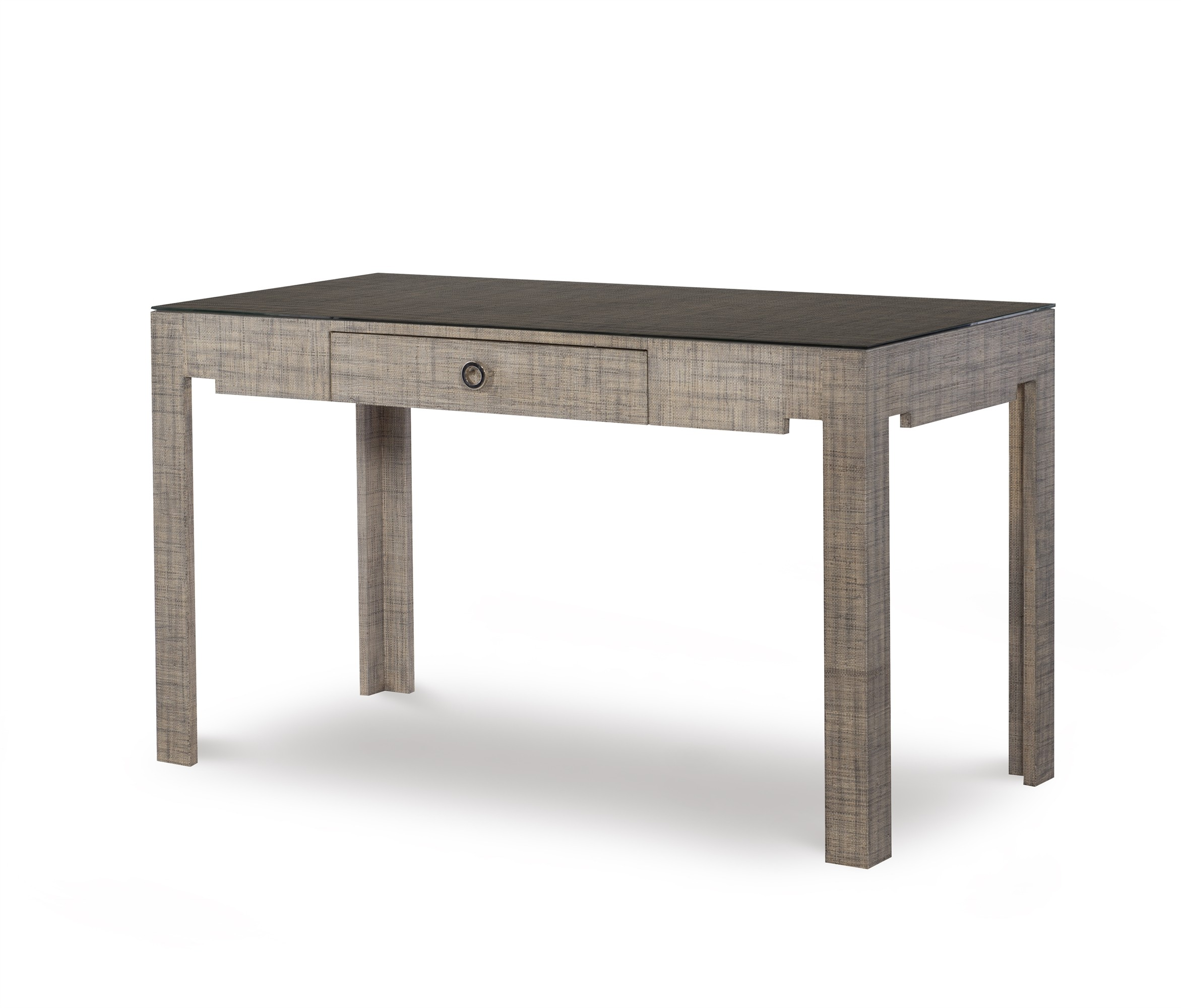 Charleston Desk-French Grey  (Pv-358-210)