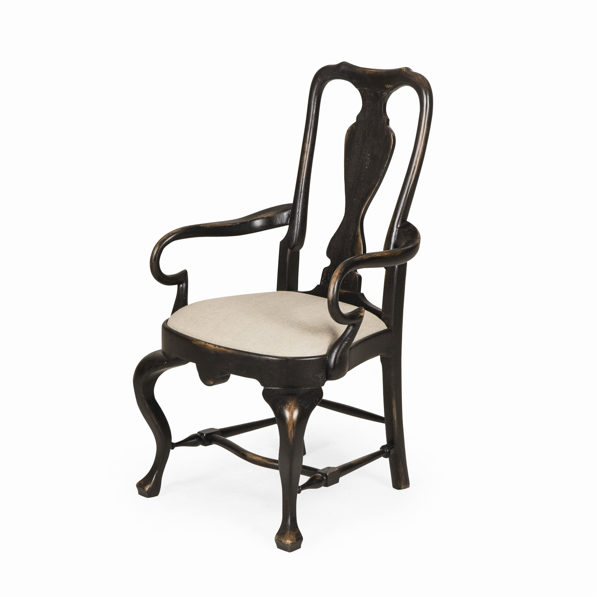 Wendover Queen Anne Arm Chair