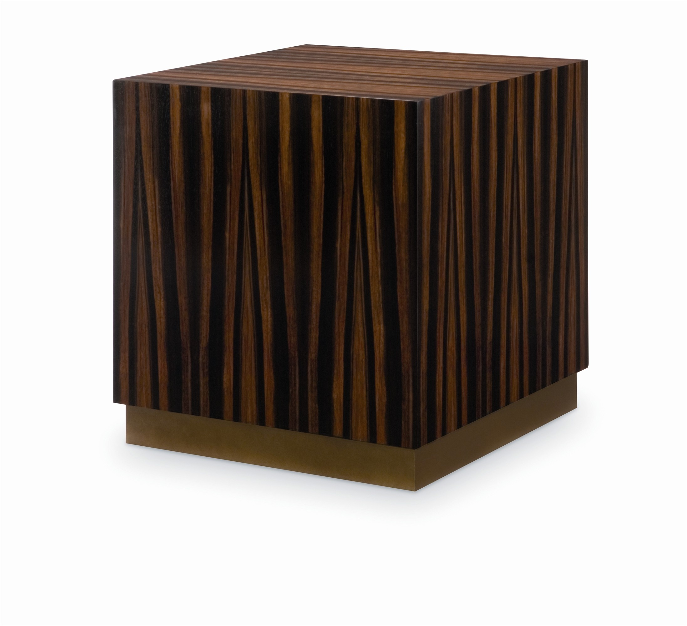 Banks Cube End Table