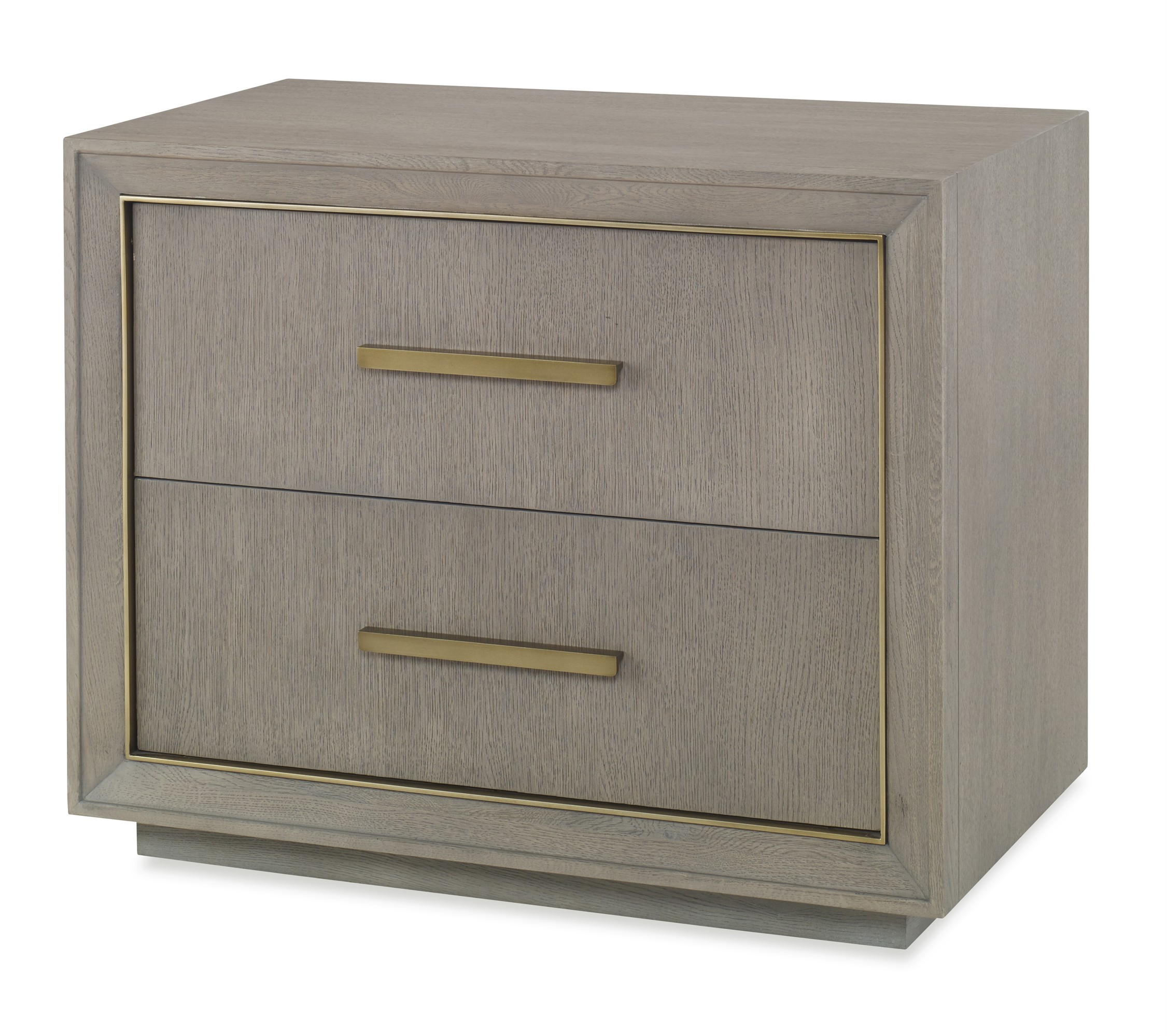 Kendall Two Drawer Nightstand