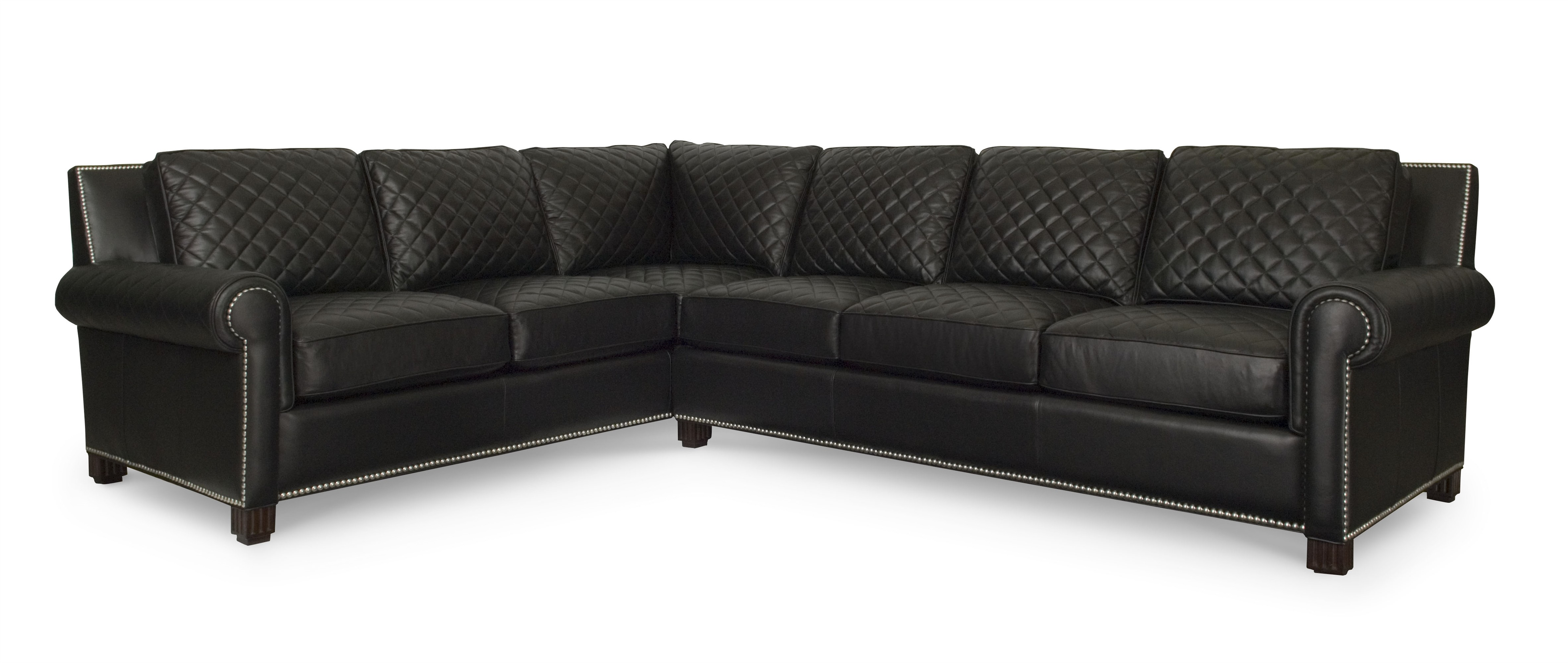 Lyndon Laf Quilted Sofa