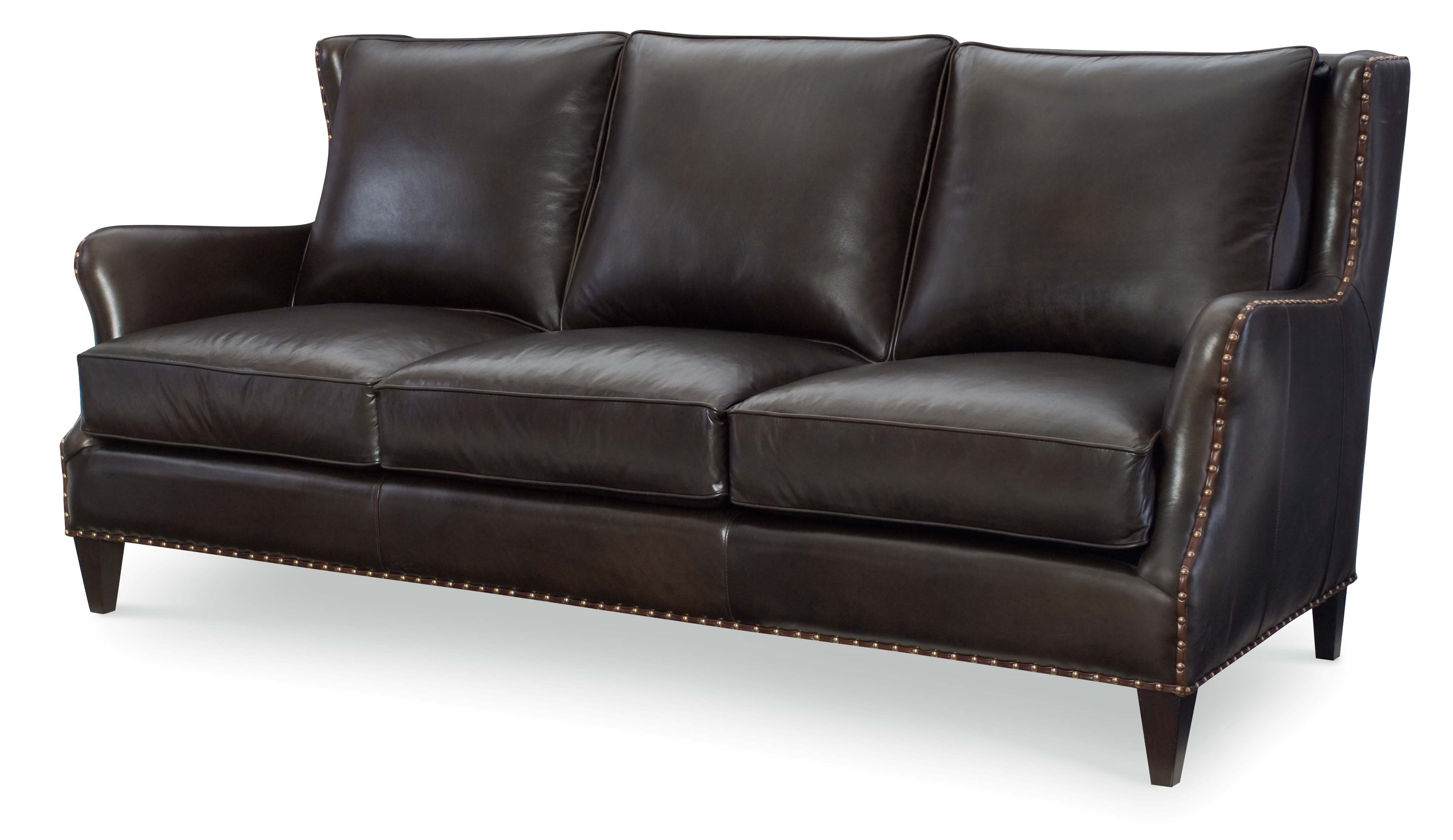 Hoskins Leather Sofa