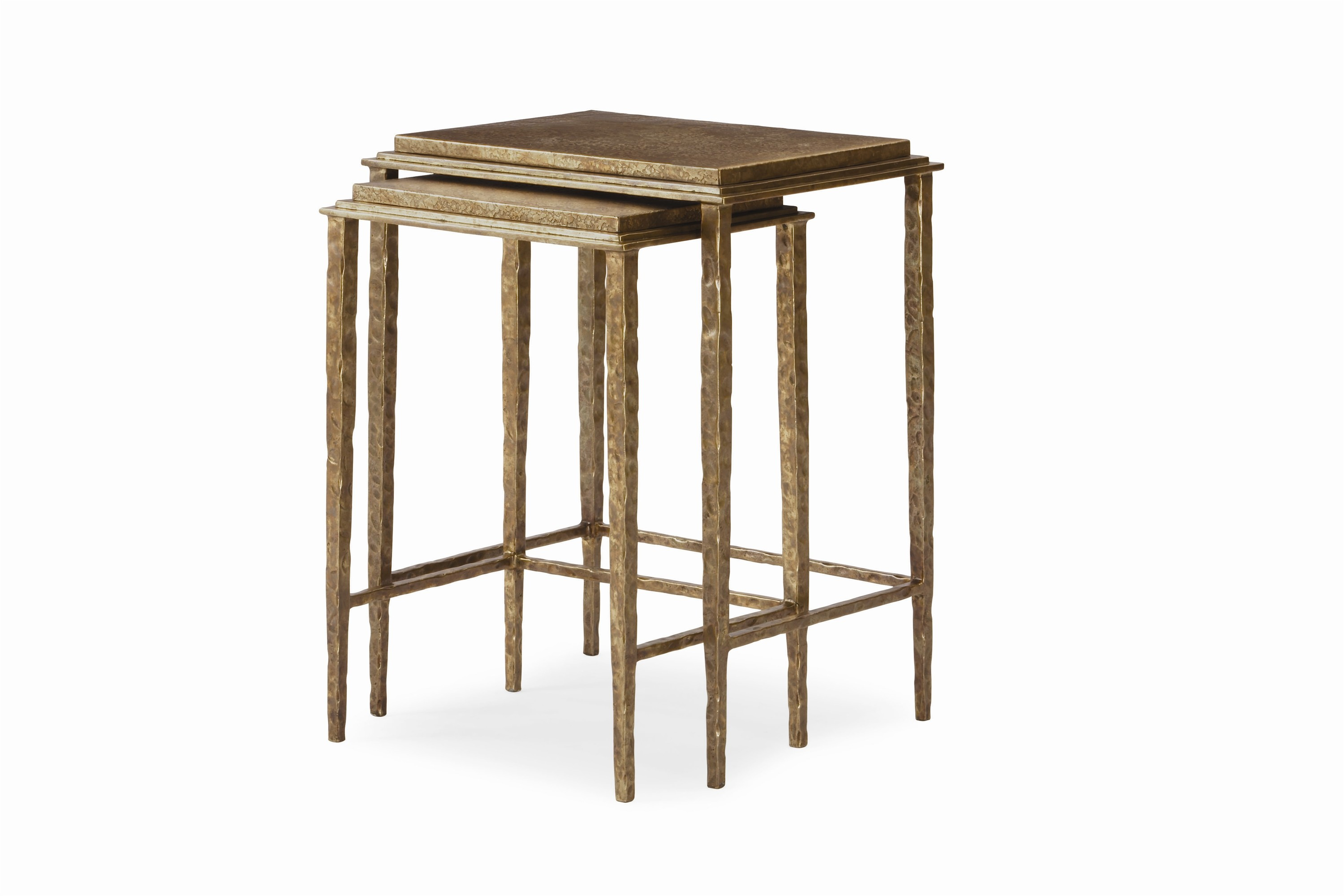Nesting tables set of two for Table th means
