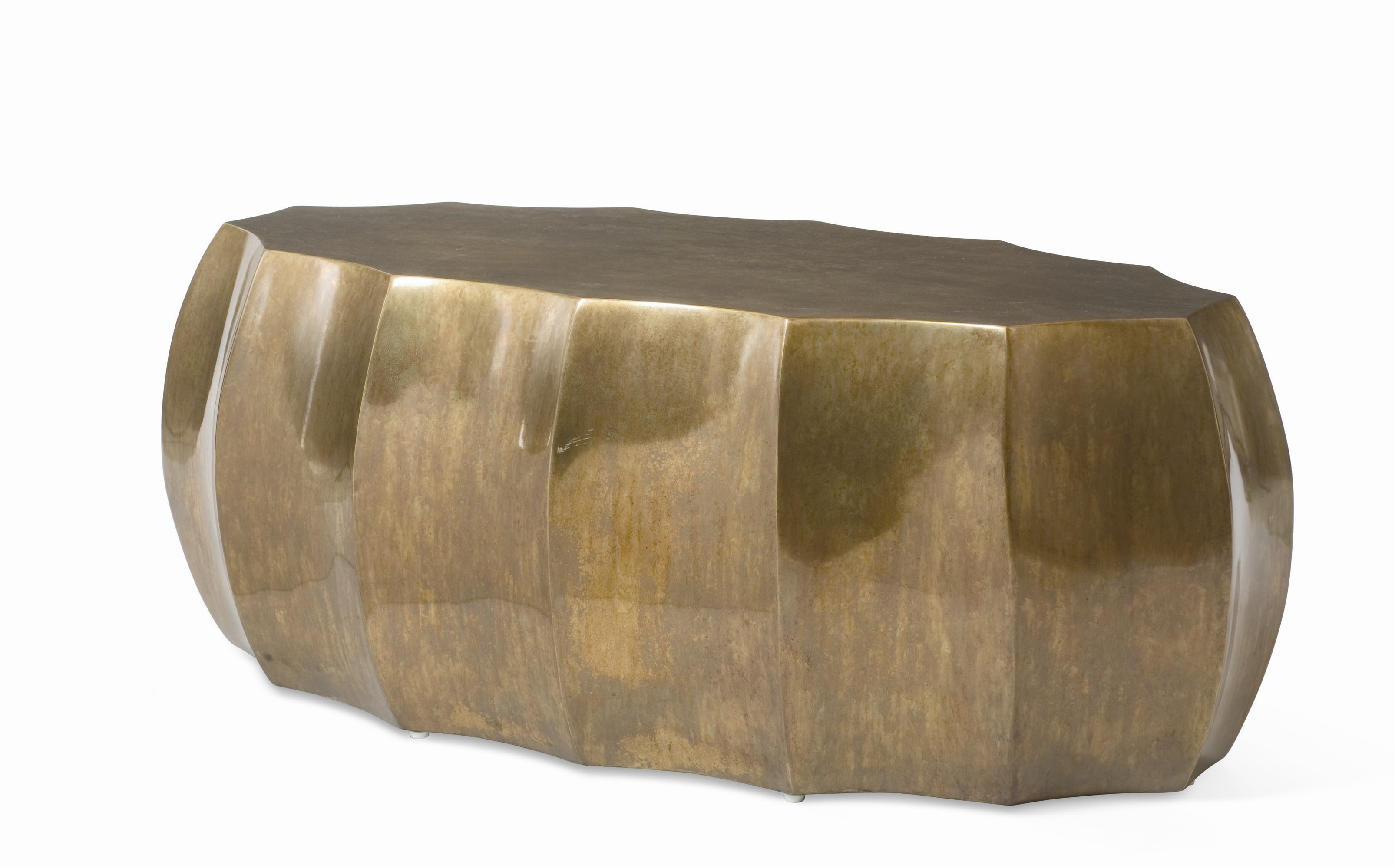 Emerge Cocktail Table - Bronze