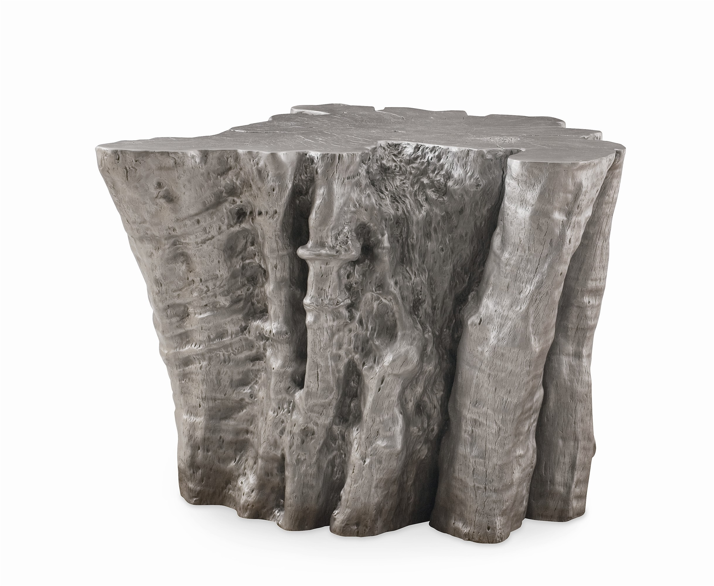 Console/Dining Table Base -Zinc