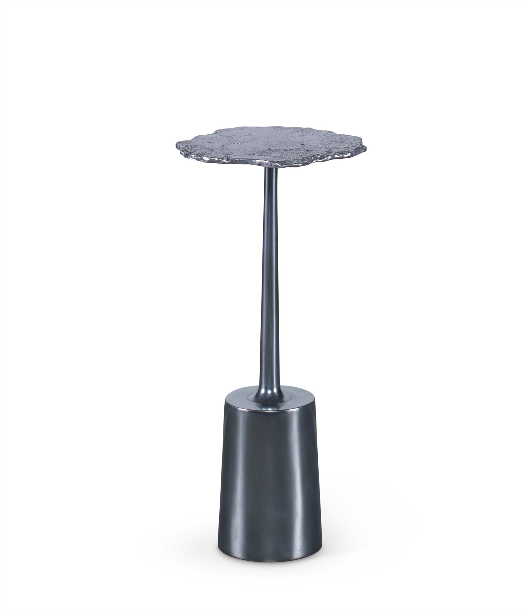 Wilton Accent Table - Zinc
