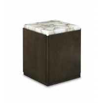 Tribeca Bunching Cocktail Table With Quartz Top