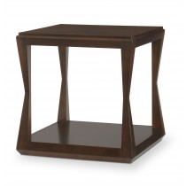 Paragon Club Decoeur Chairside Table