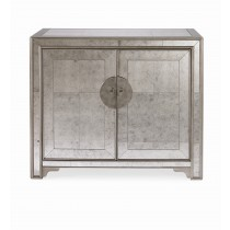Chin Hua Shantou Mirror Door Chest