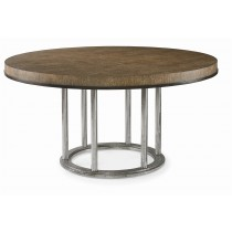 "Cornet 60.5"" Round Dining Table"