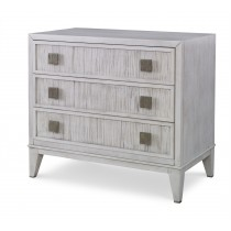 Carlyle 3 Drawer Nightstand-Peninsula