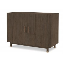 Biscayne 2 Door Chest-Mink Grey