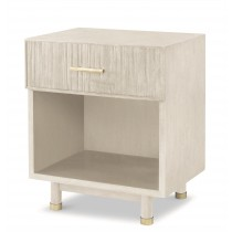 Biscayne 1 Drawer Nightstand-Peninsula (Bb-511-105)