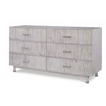 Biscayne 6 Drawer Dresser-Peninsula (Bb-570-105)