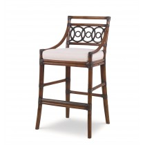 Circles Bar Stool-Flax (Cg-040-402-07)
