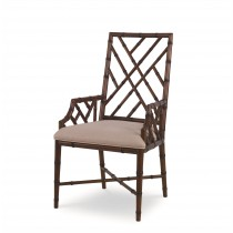 Brighton Arm Chair-Regency/Flax