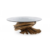Knot Cocktail Table-Natural