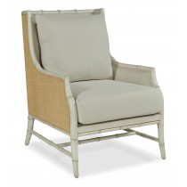 Jules Lounge Chair-Peninsula/Flax (Cg-056-105-07)